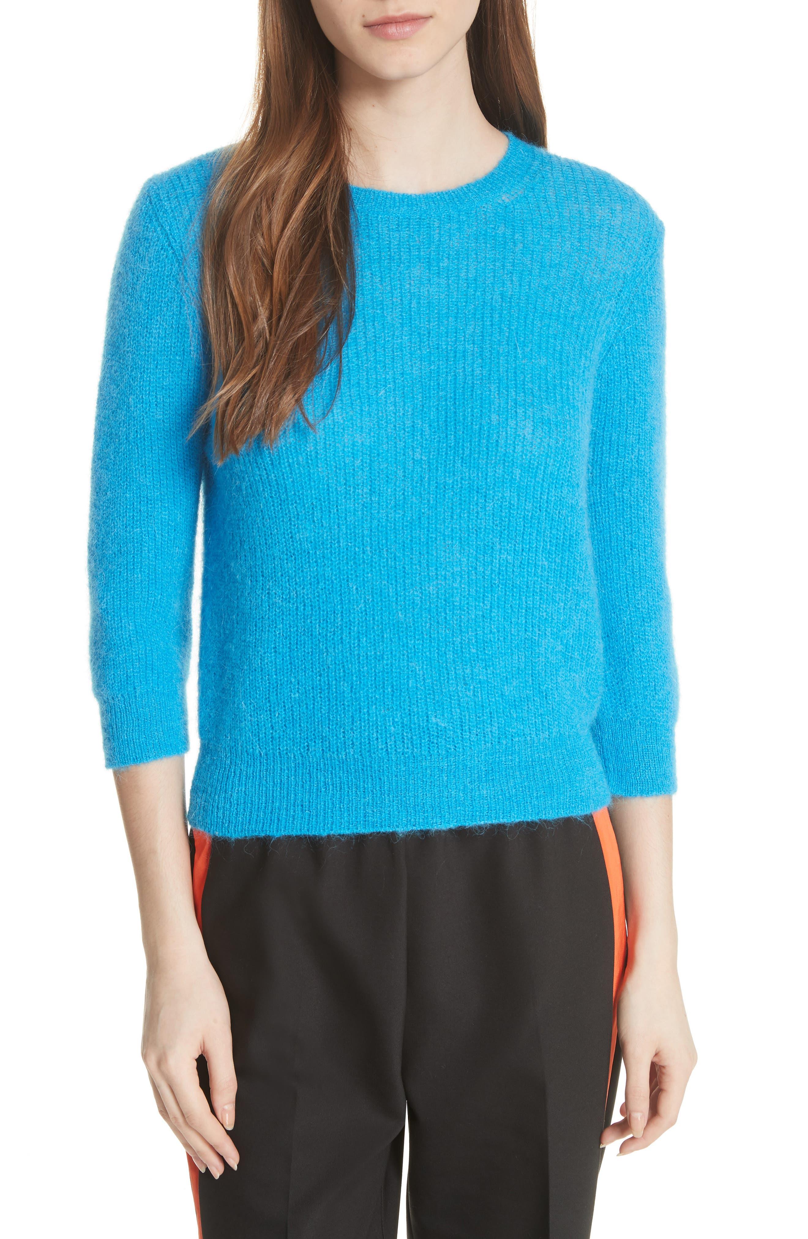 Marcel Sweater,                         Main,                         color, Blue