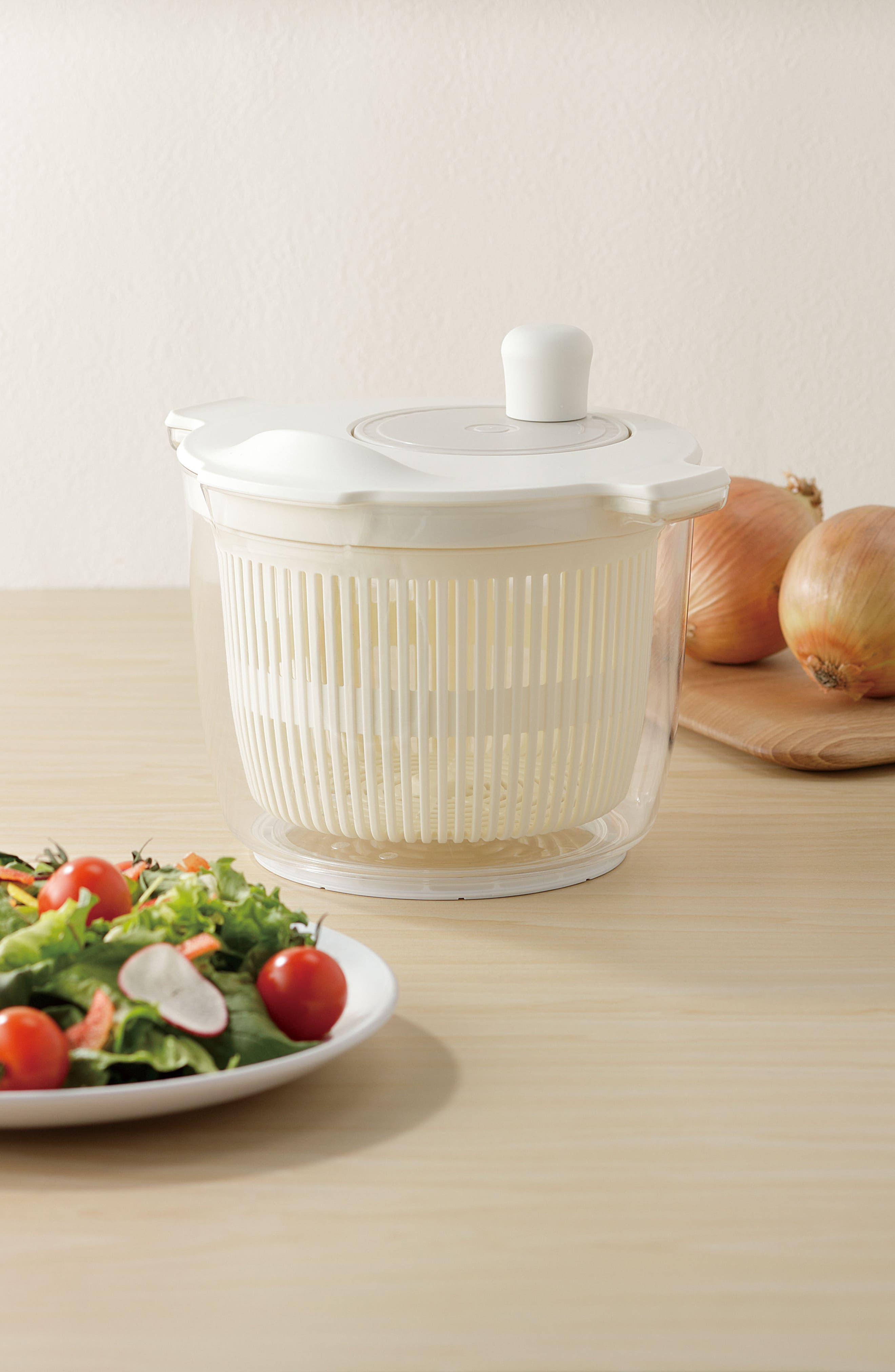 Salad Spinner,                             Alternate thumbnail 2, color,