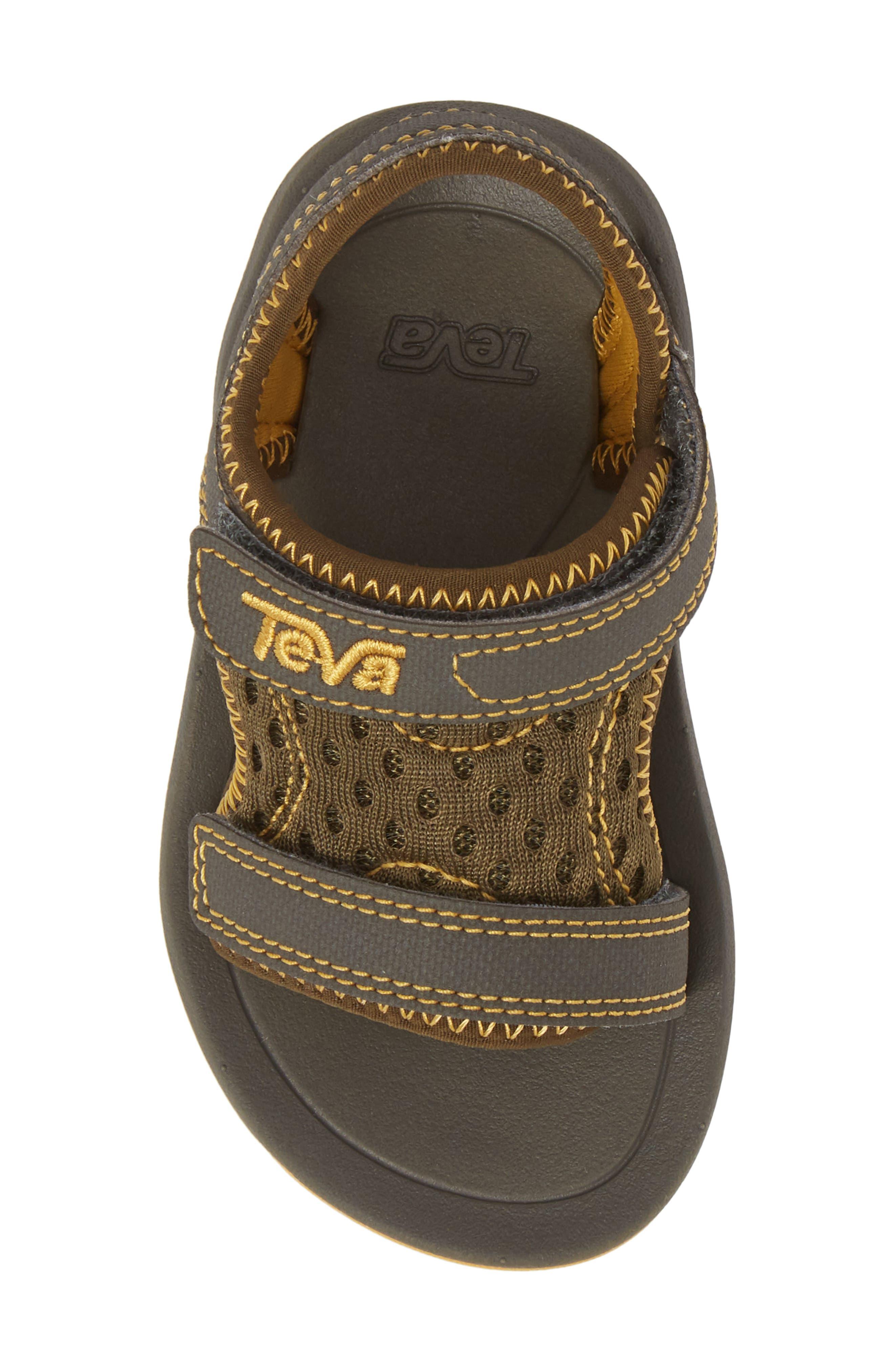 Psyclone XLT Sandal,                             Alternate thumbnail 5, color,                             Dark Olive