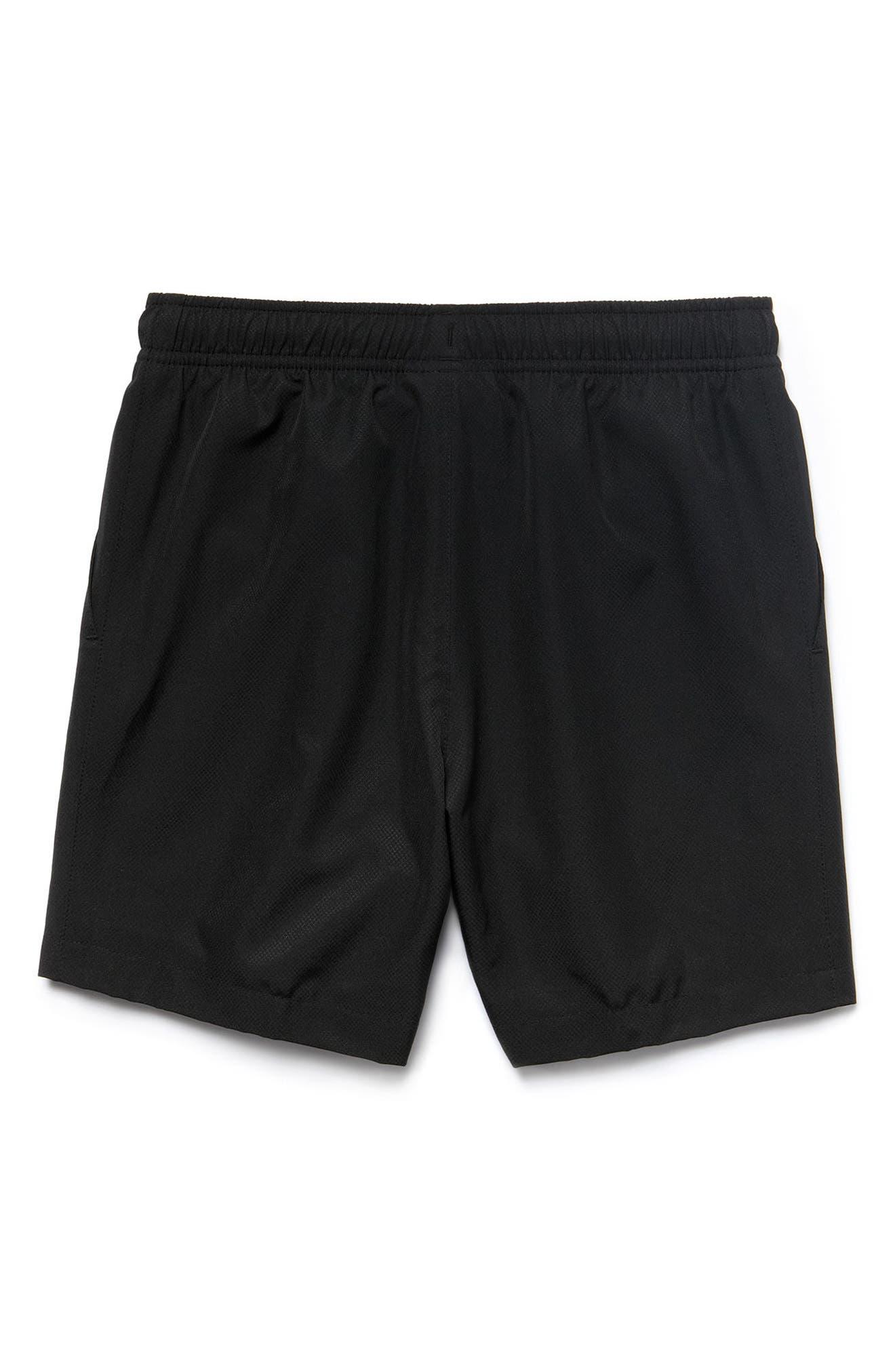 Sport Tennis Shorts,                             Alternate thumbnail 2, color,                             Black