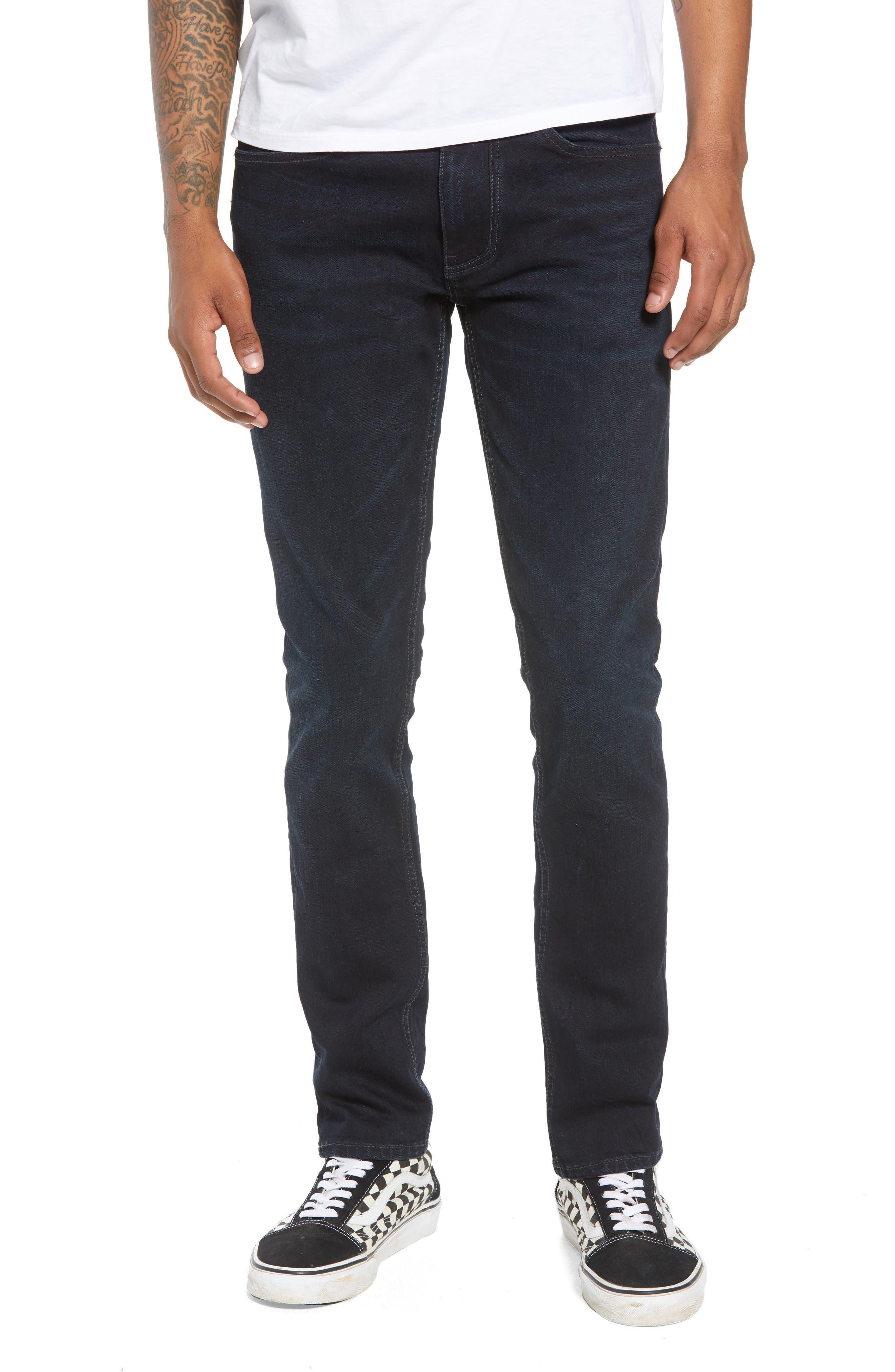 BLANKNYC Wooster Slim Fit Jeans (Company Alarm)