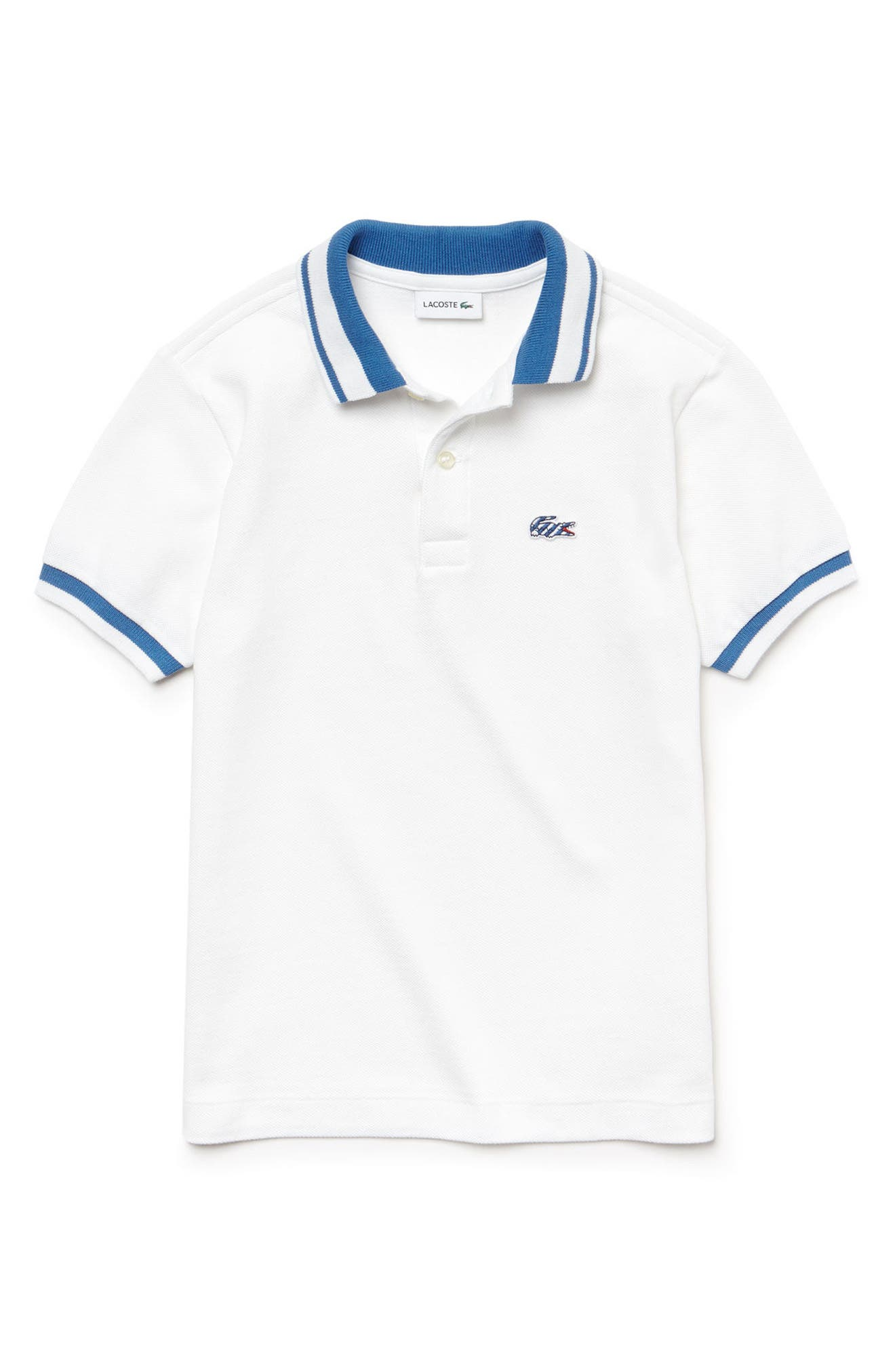 Lacoste Piqué Polo (Toddler Boys & Little Boys)