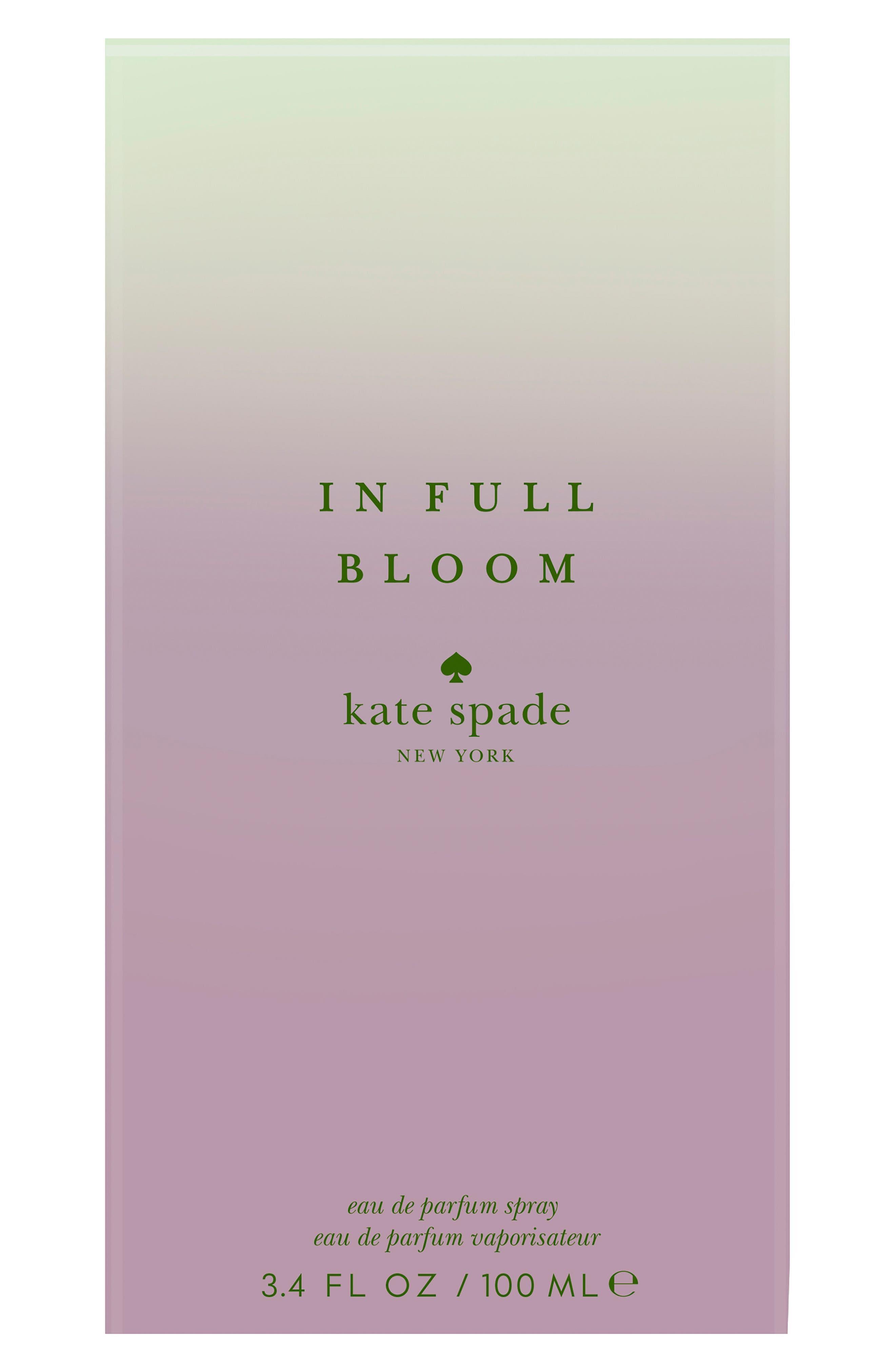 Alternate Image 5  - kate spade new york in full bloom eau de parfum