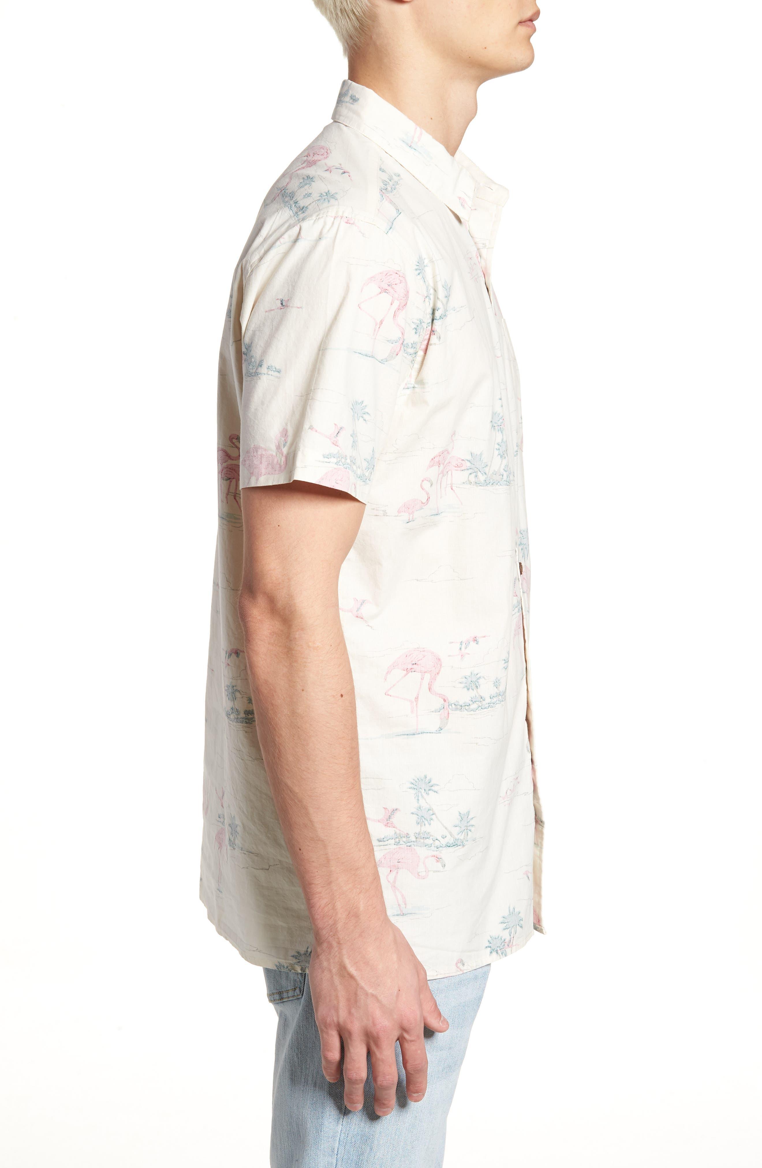 Alternate Image 3  - Rip Curl Bocas Woven Shirt