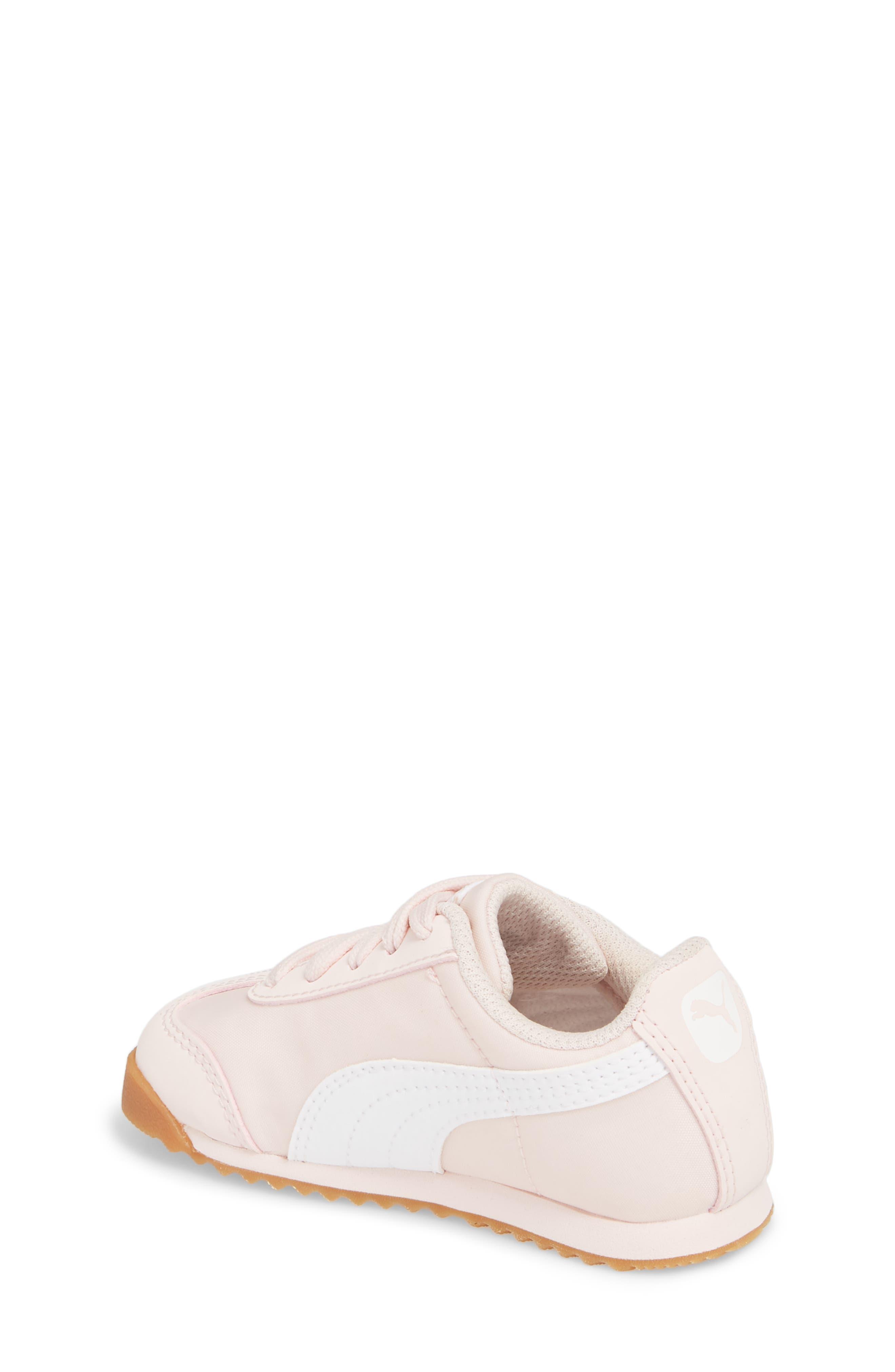 Roma Basic Summer Sneaker,                             Alternate thumbnail 2, color,                             Pearl/ White