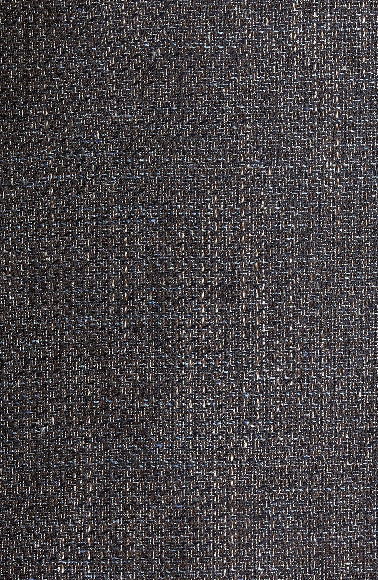 Five Bridges Slim Fit Tweed Sport Coat,                             Alternate thumbnail 5, color,                             Sepia