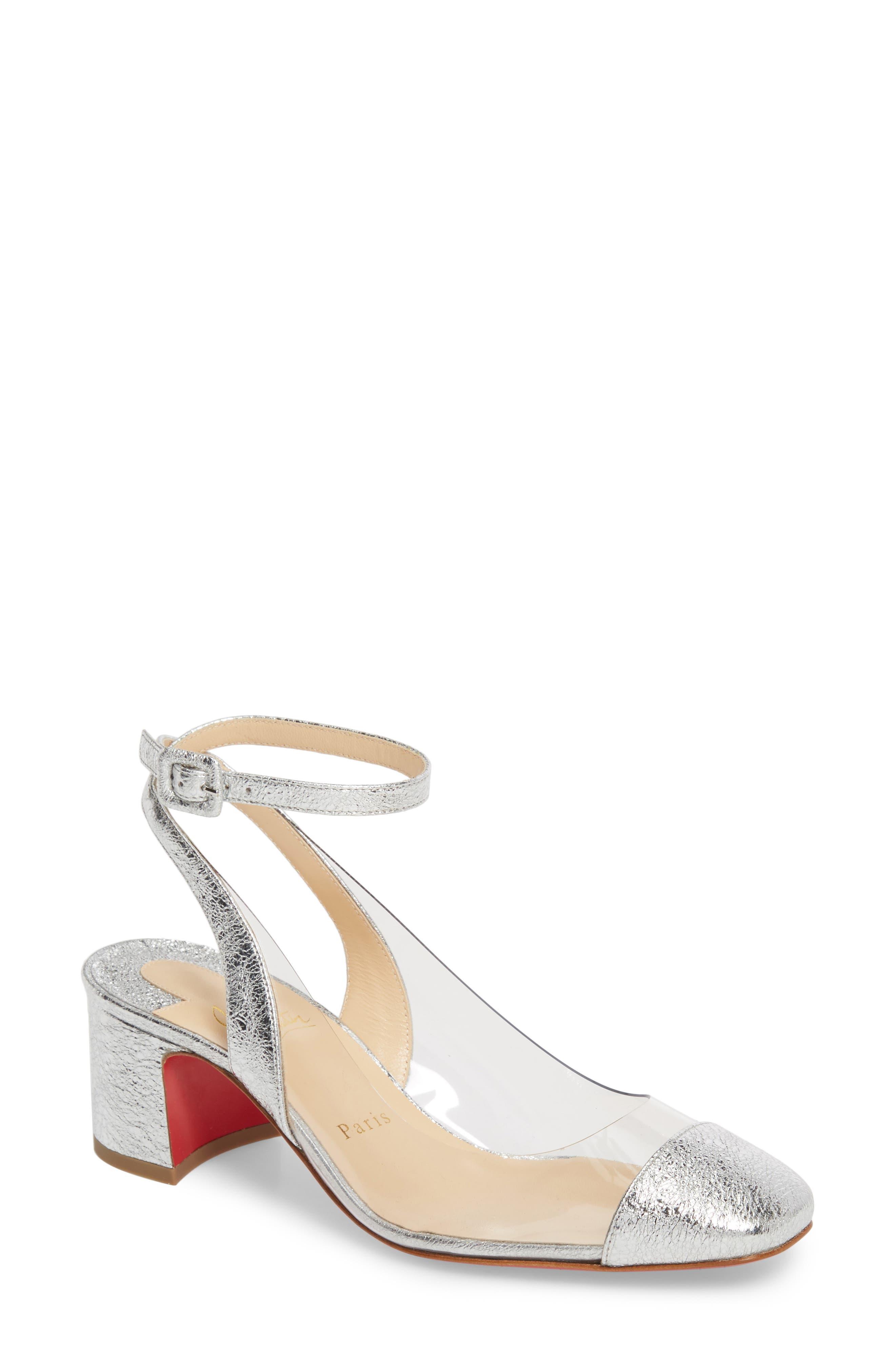 2b29e8cc4a9 Christian Louboutin Women s Block Shoes