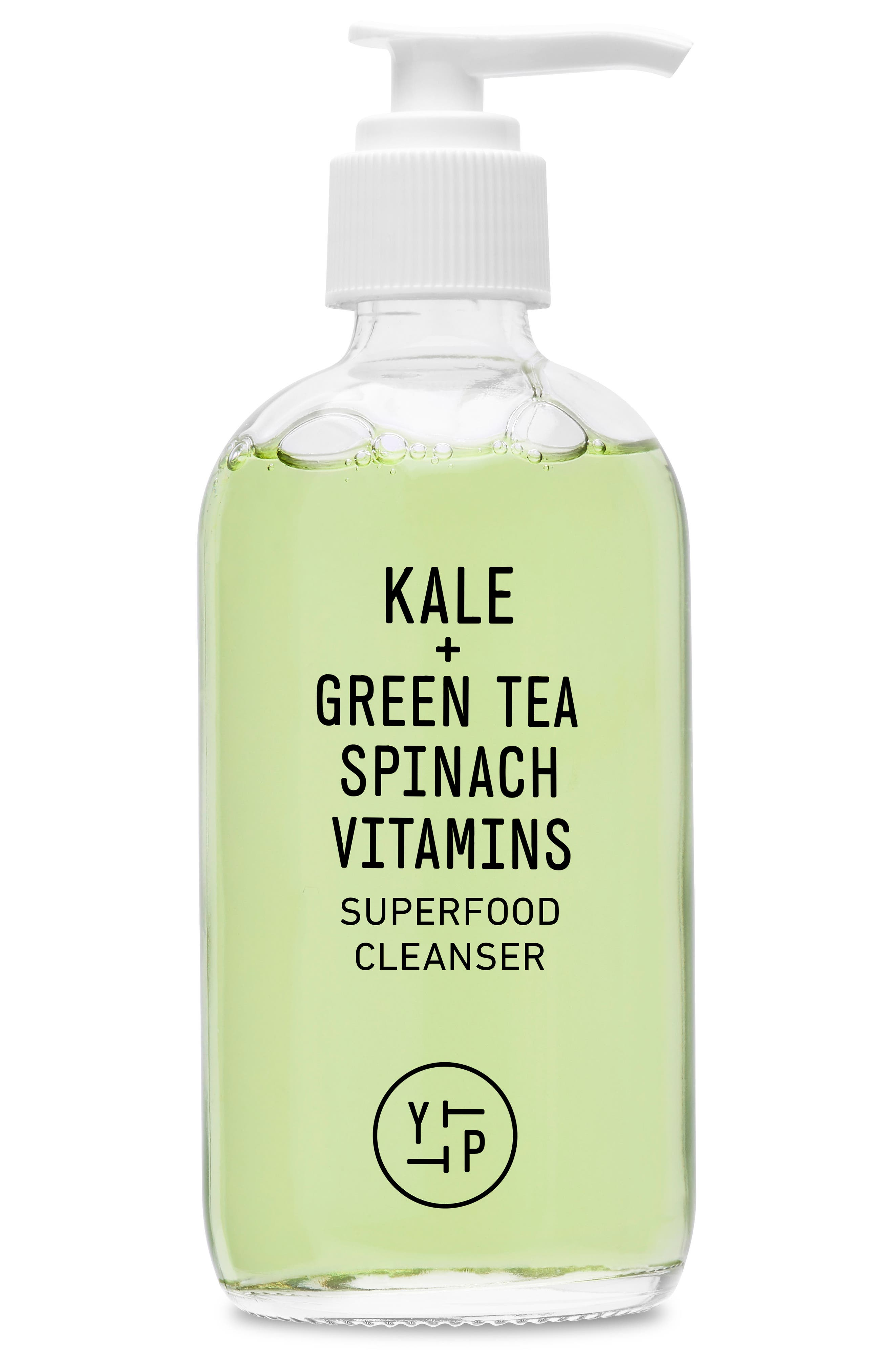 Youth to the People Kale + Green Tea Spinach Age Prevention Cleanser