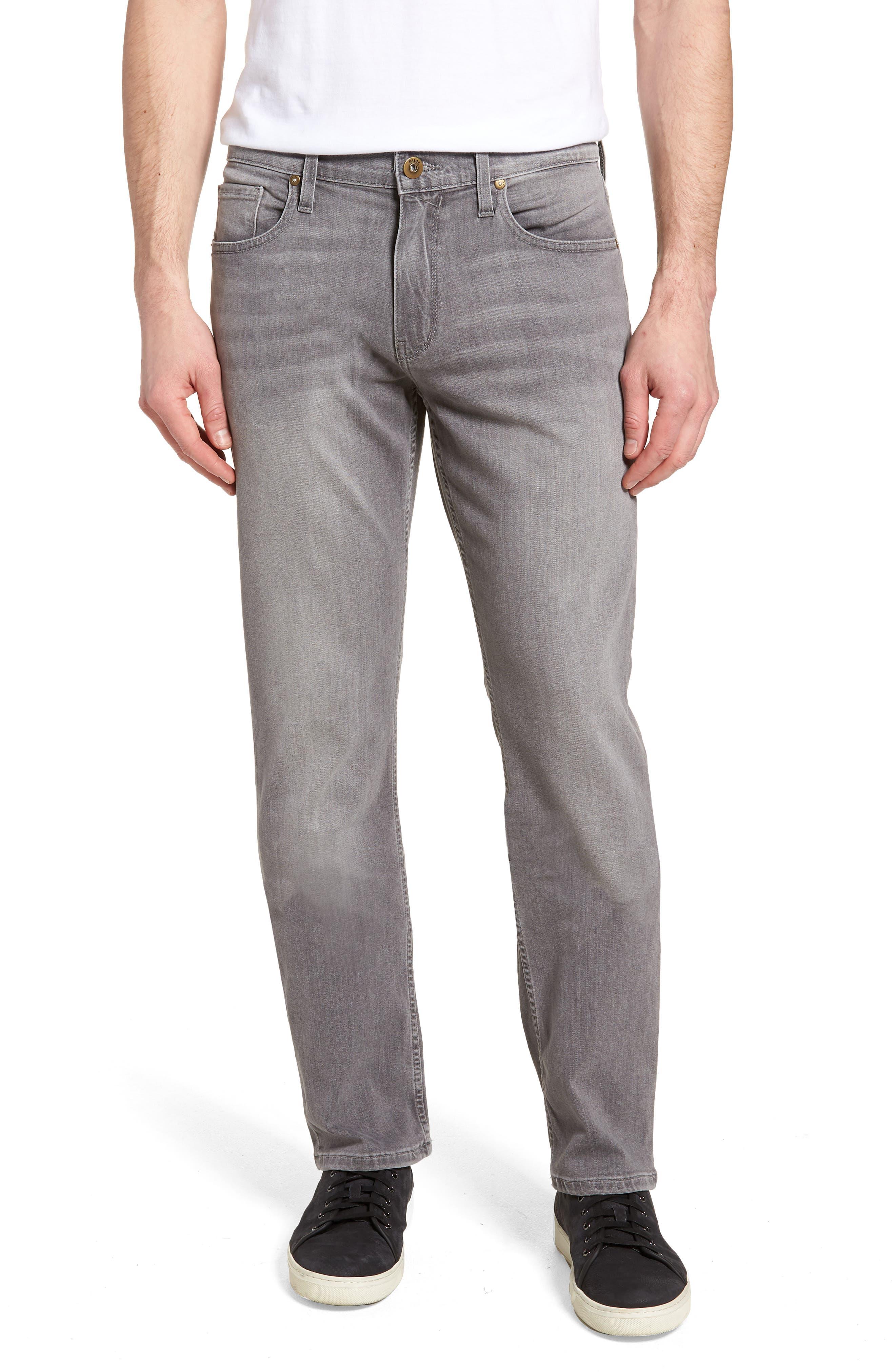 PAIGE Normandie Straight Leg Jeans (Annex)