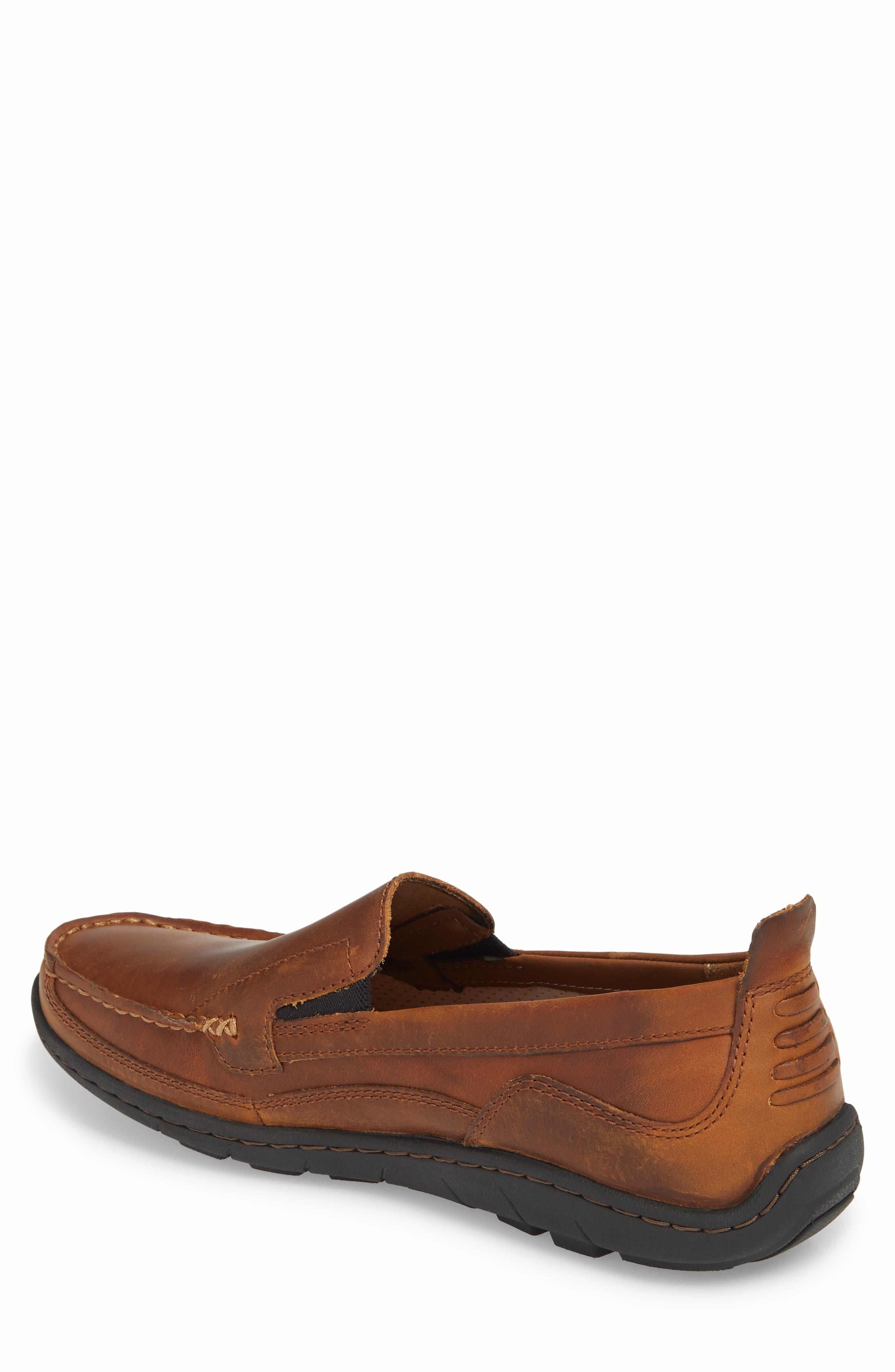 Sandspoint Venetian Loafer,                             Alternate thumbnail 2, color,                             Tan Old Harness