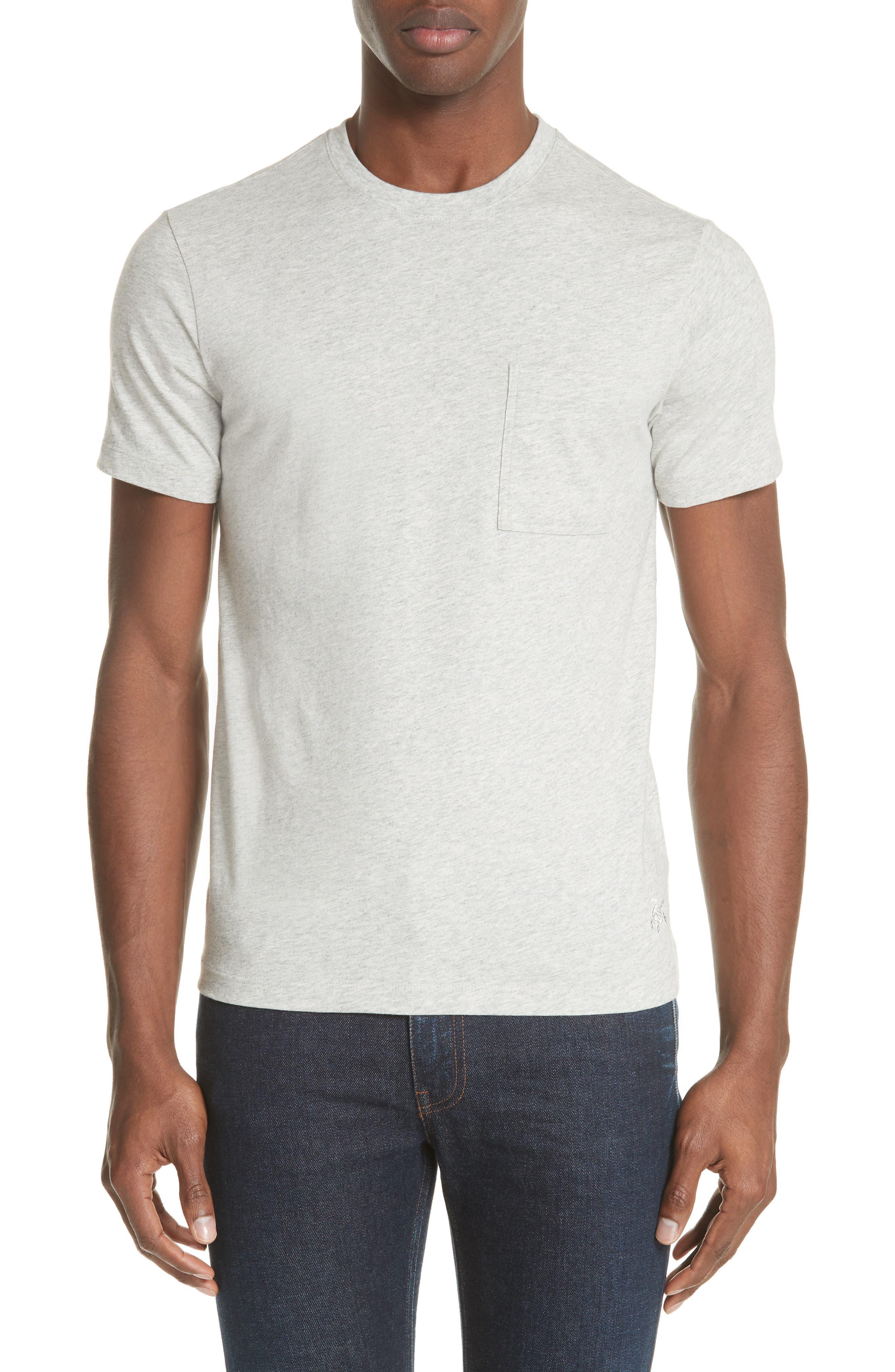 Vilebrequin Pocket Crewneck T-Shirt