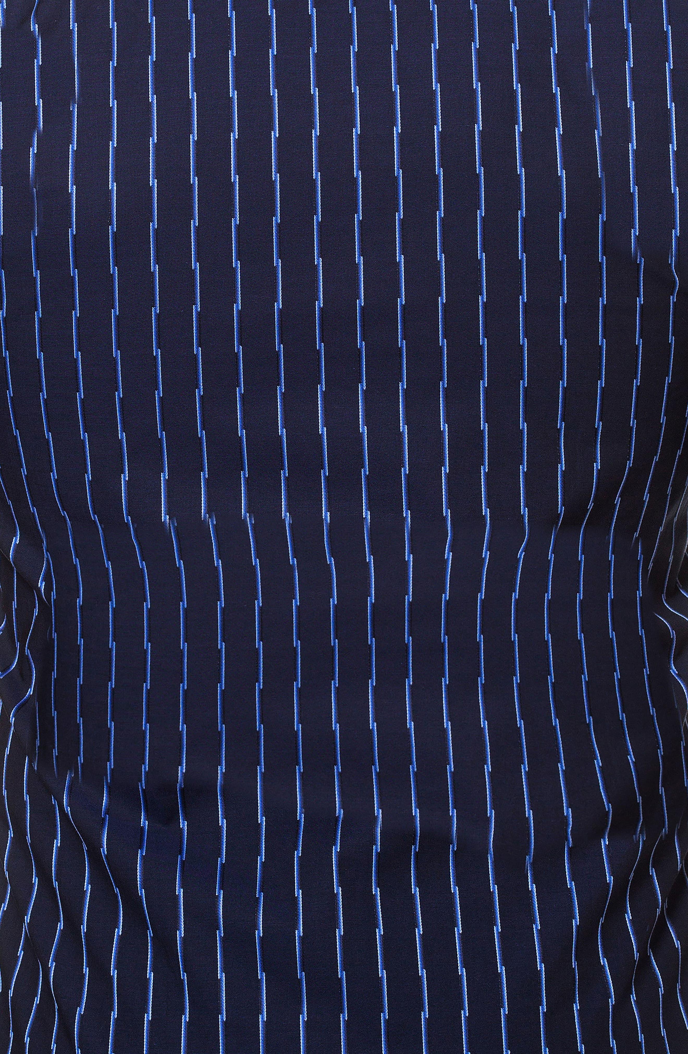 Fresh Link Slim Fit Sport Shirt,                             Alternate thumbnail 3, color,                             Blue