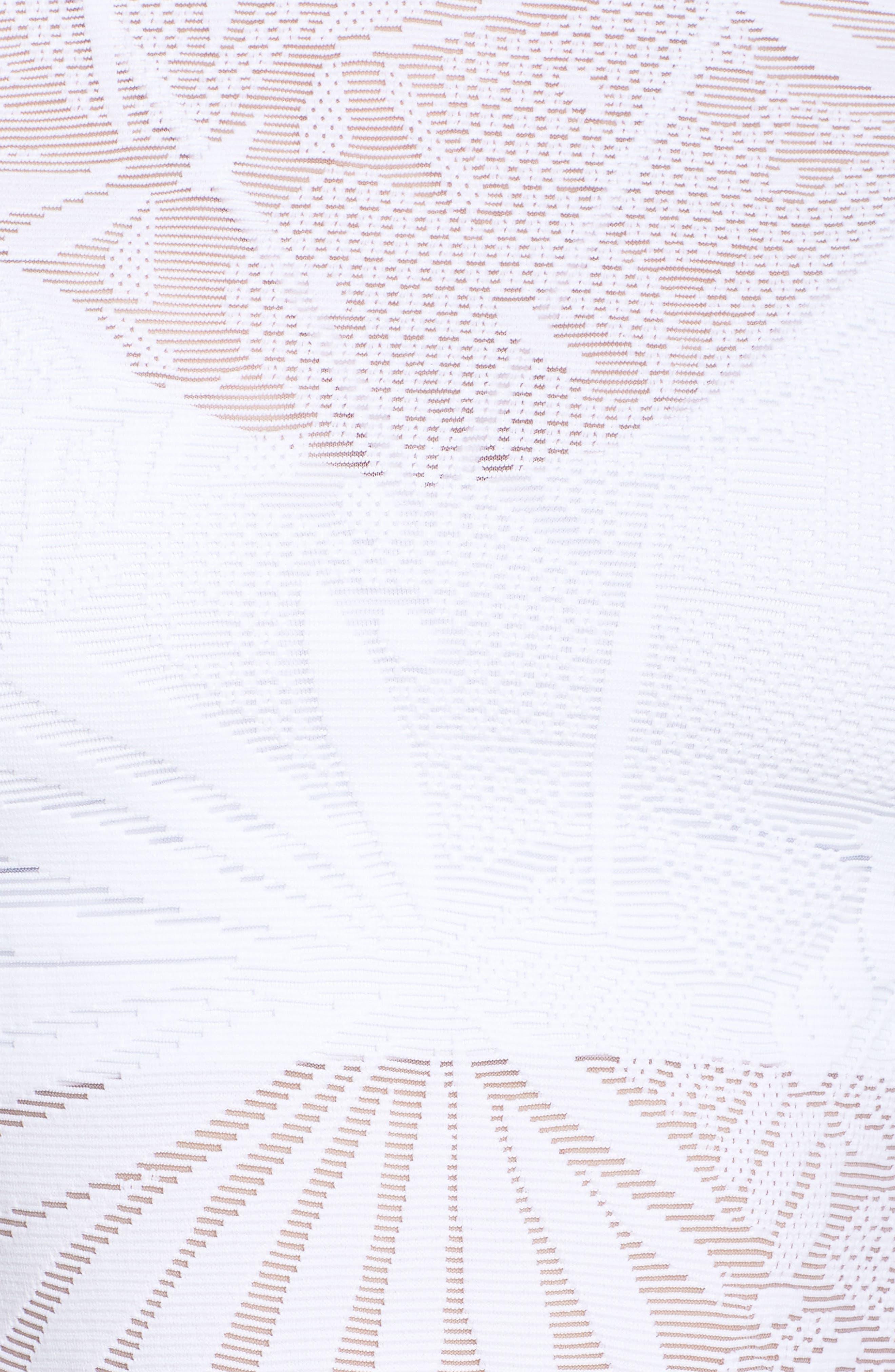 Oasis Mesh Pullover,                             Alternate thumbnail 7, color,                             White