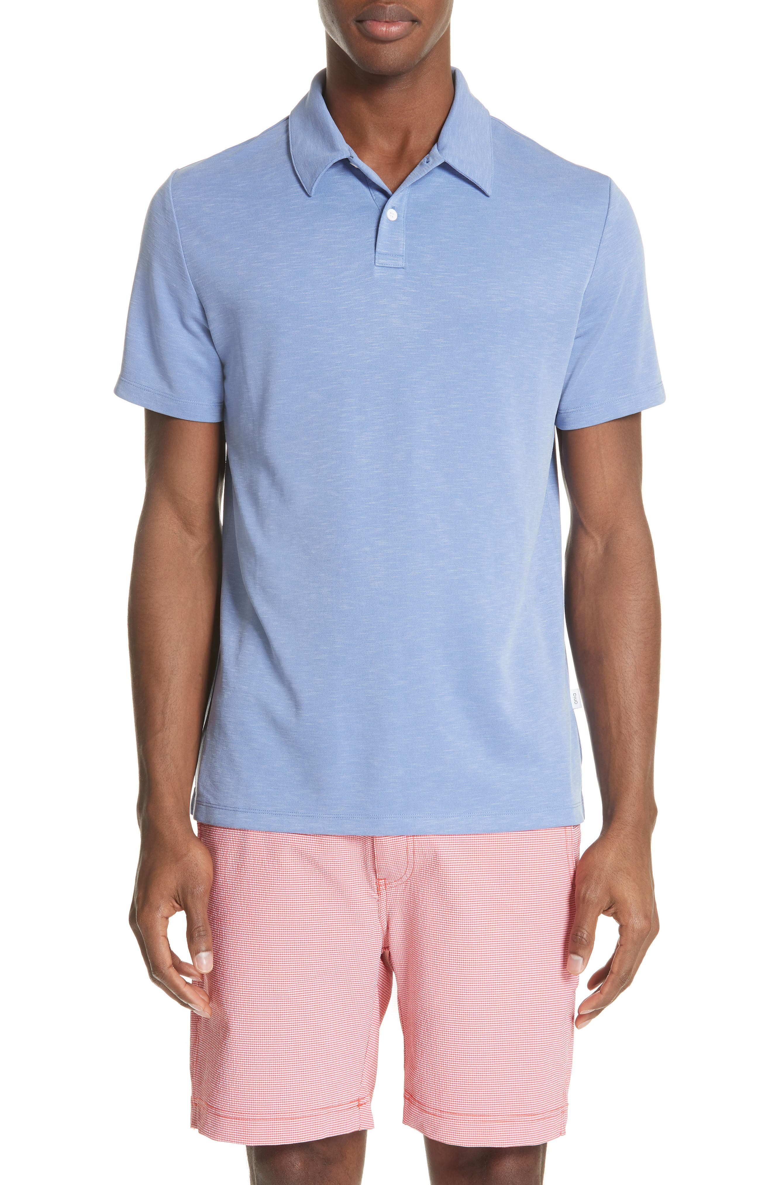 Alternate Image 1 Selected - ONIA Alec Jersey Polo