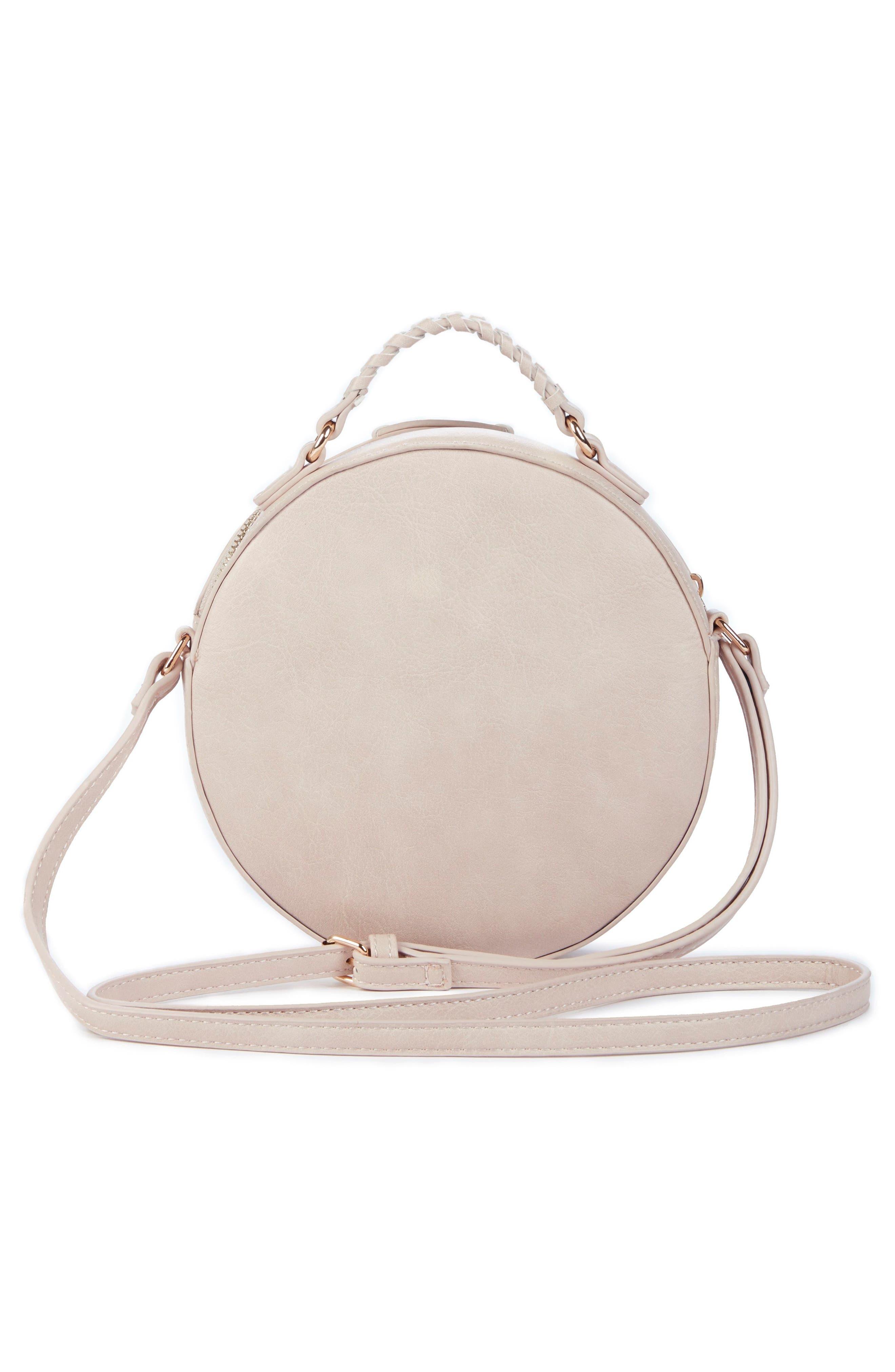 Sole Society Aerin Faux Leather Crossbody Bag