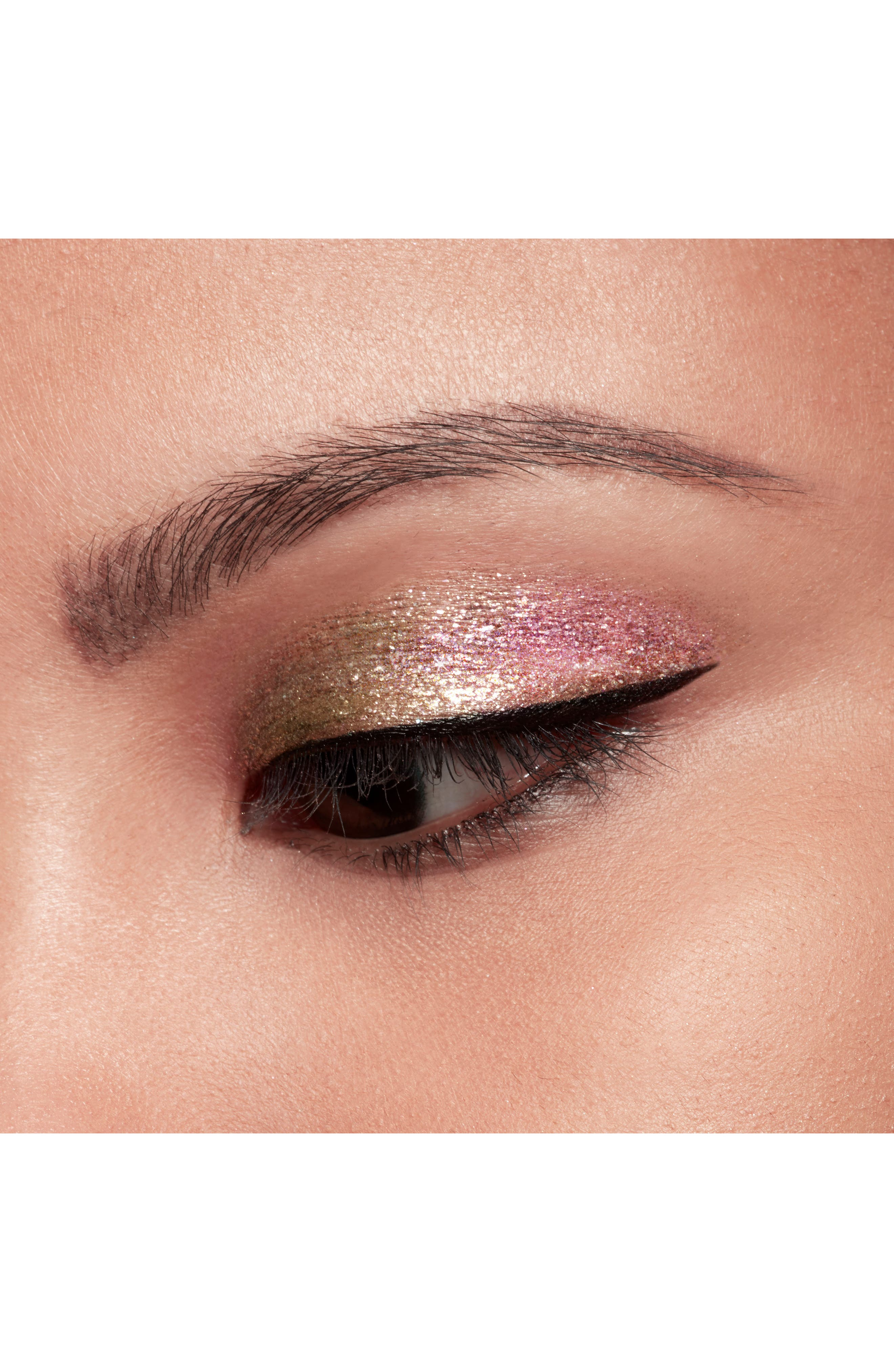 Glitter & Glow Liquid Eyeshadow,                             Alternate thumbnail 3, color,                             Fairy Tail