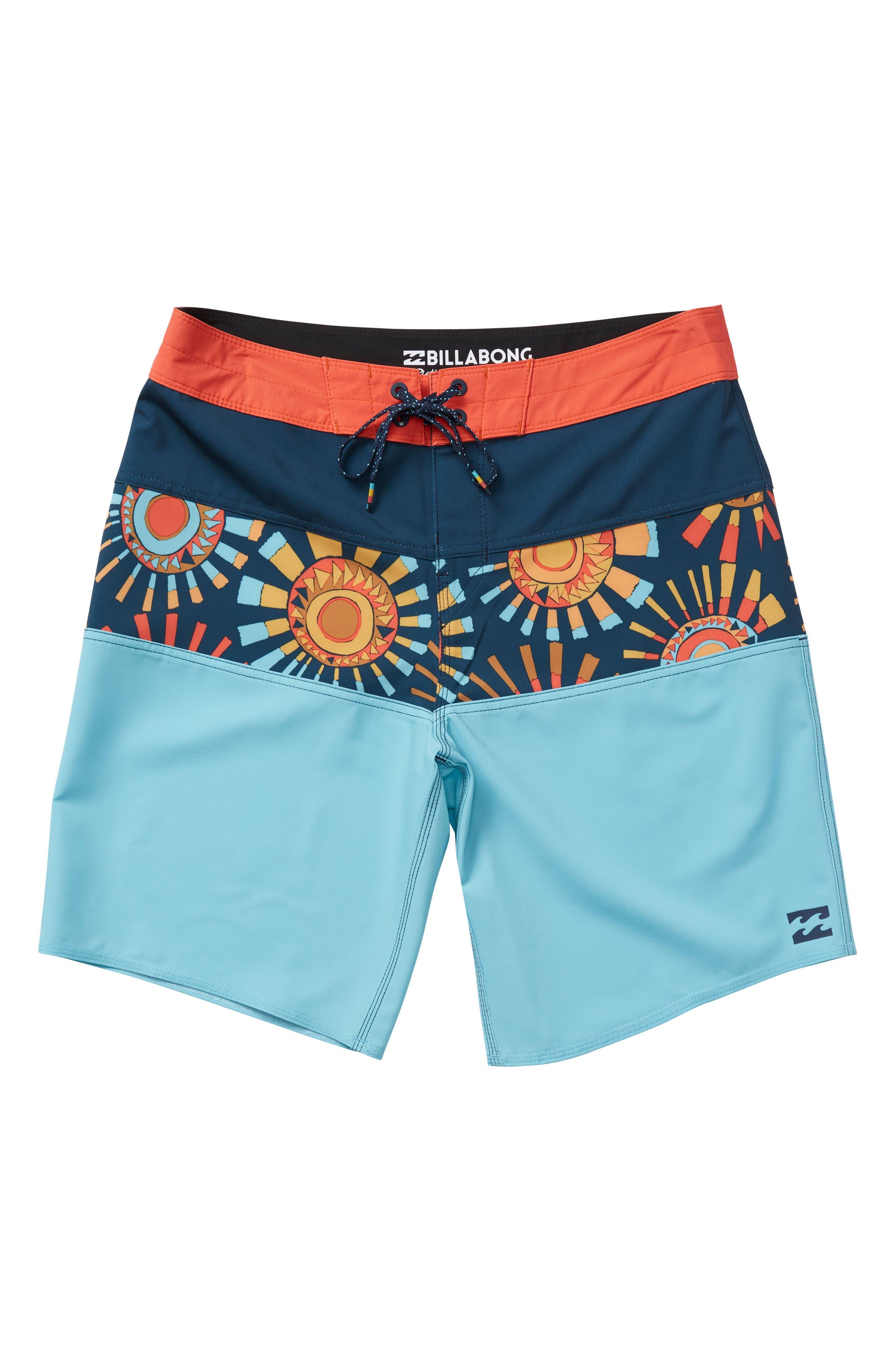 Tribong X Board Shorts,                             Main thumbnail 1, color,                             Mint