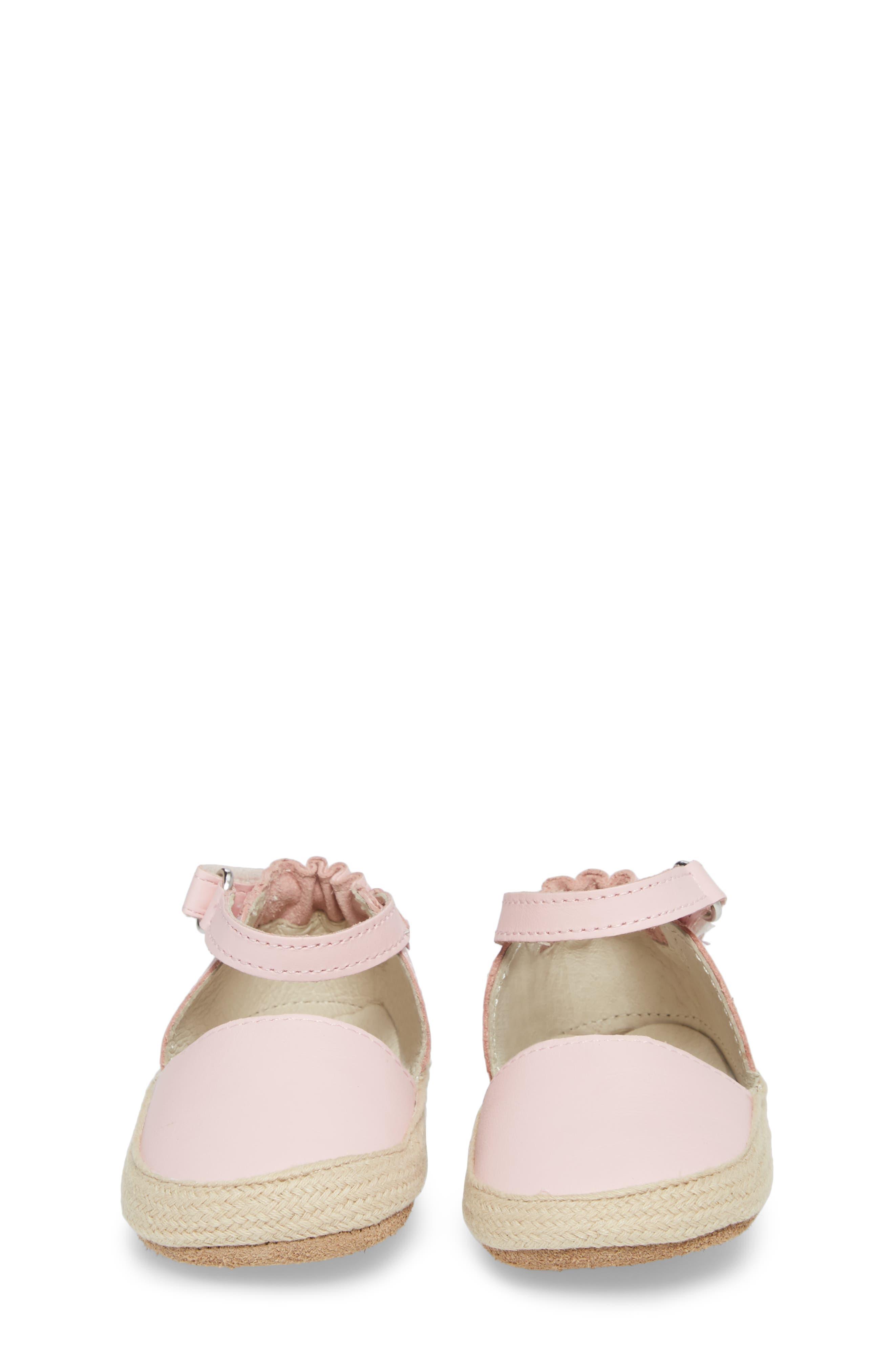 Kelly Soft Sole Espadrille Sandal,                             Alternate thumbnail 5, color,                             Pink
