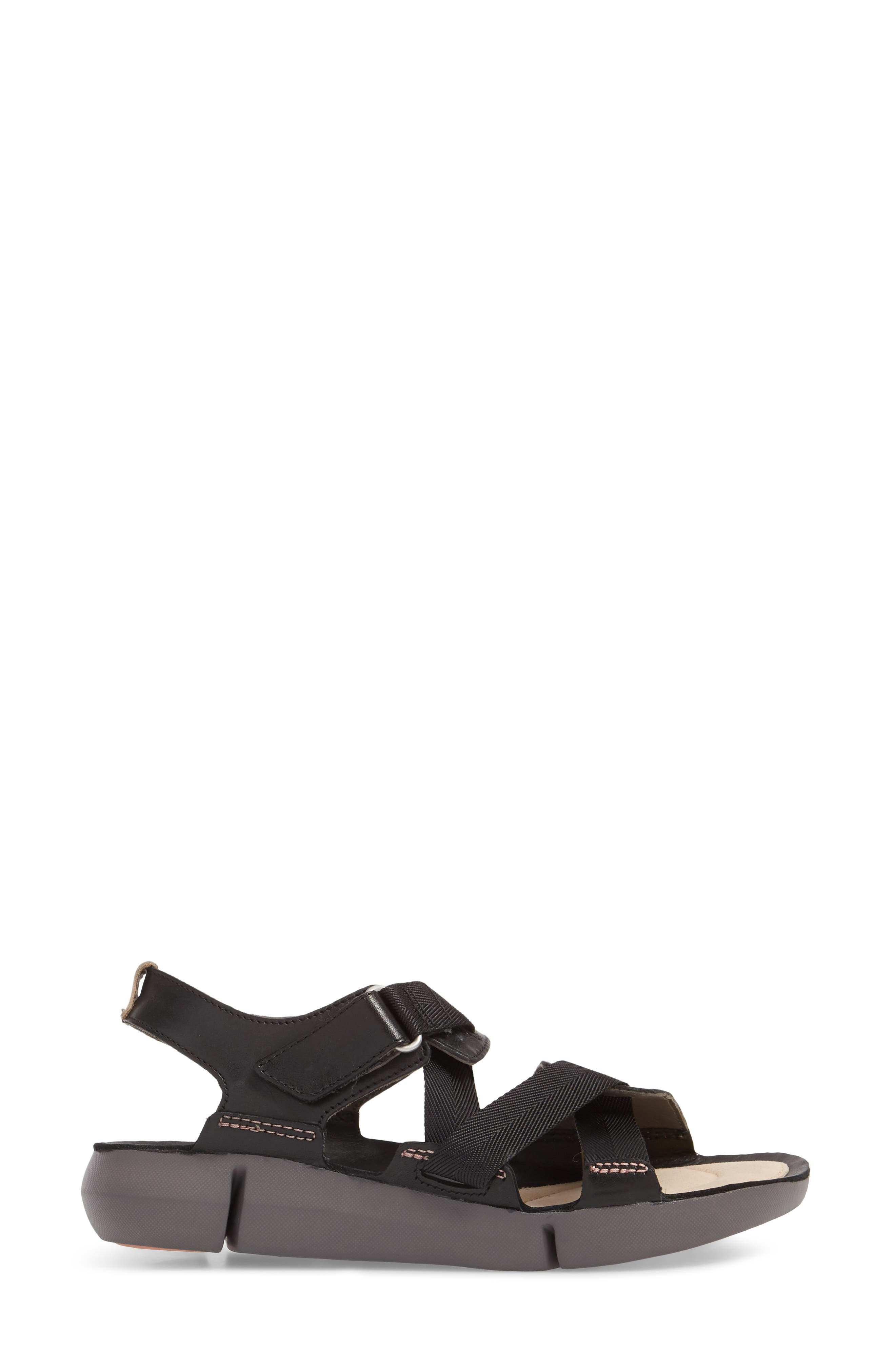 Alternate Image 3  - Clarks® Tri Clover Sandal (Women)