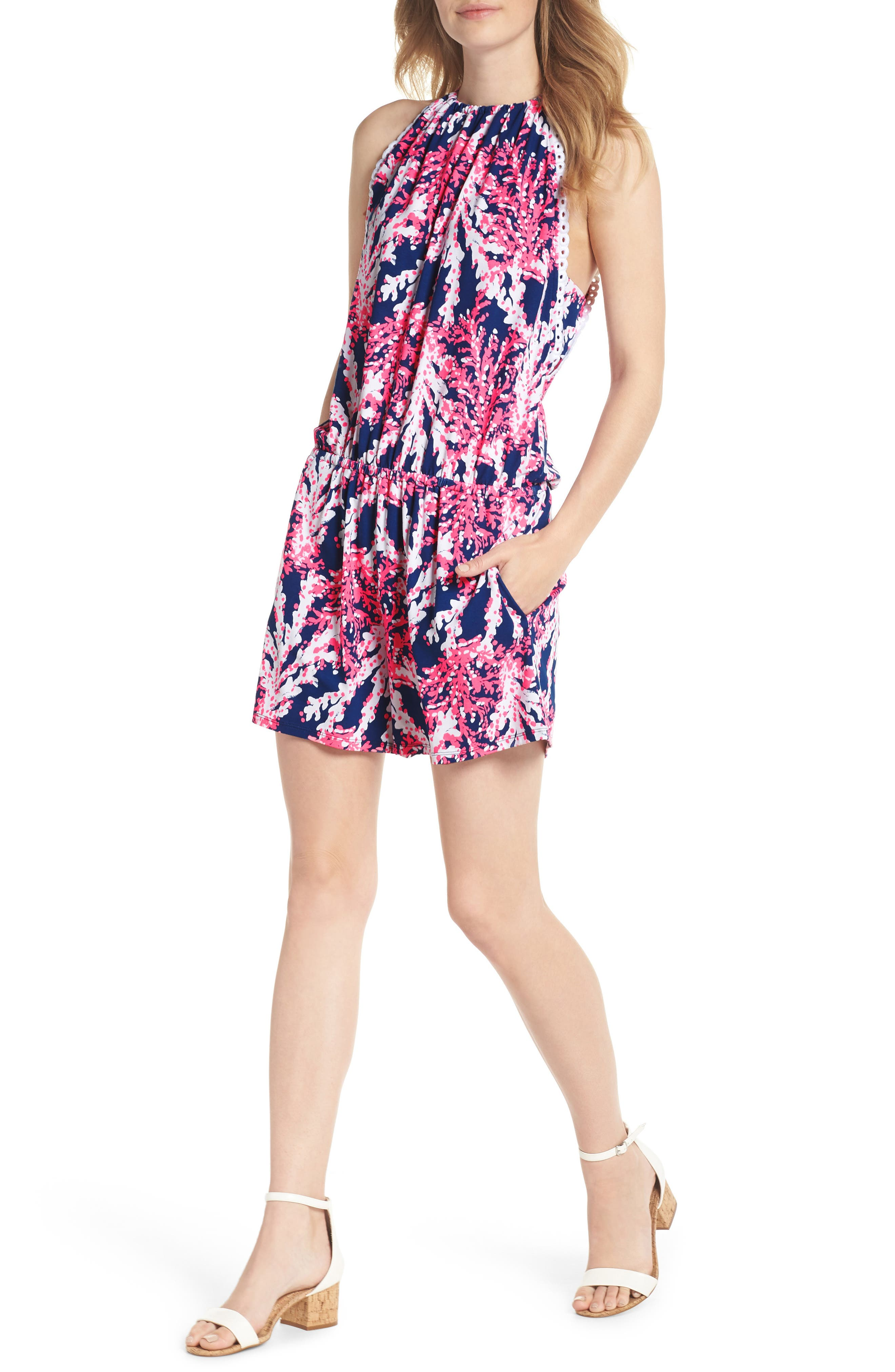 Lilly Pulitzer® Gianni Romper