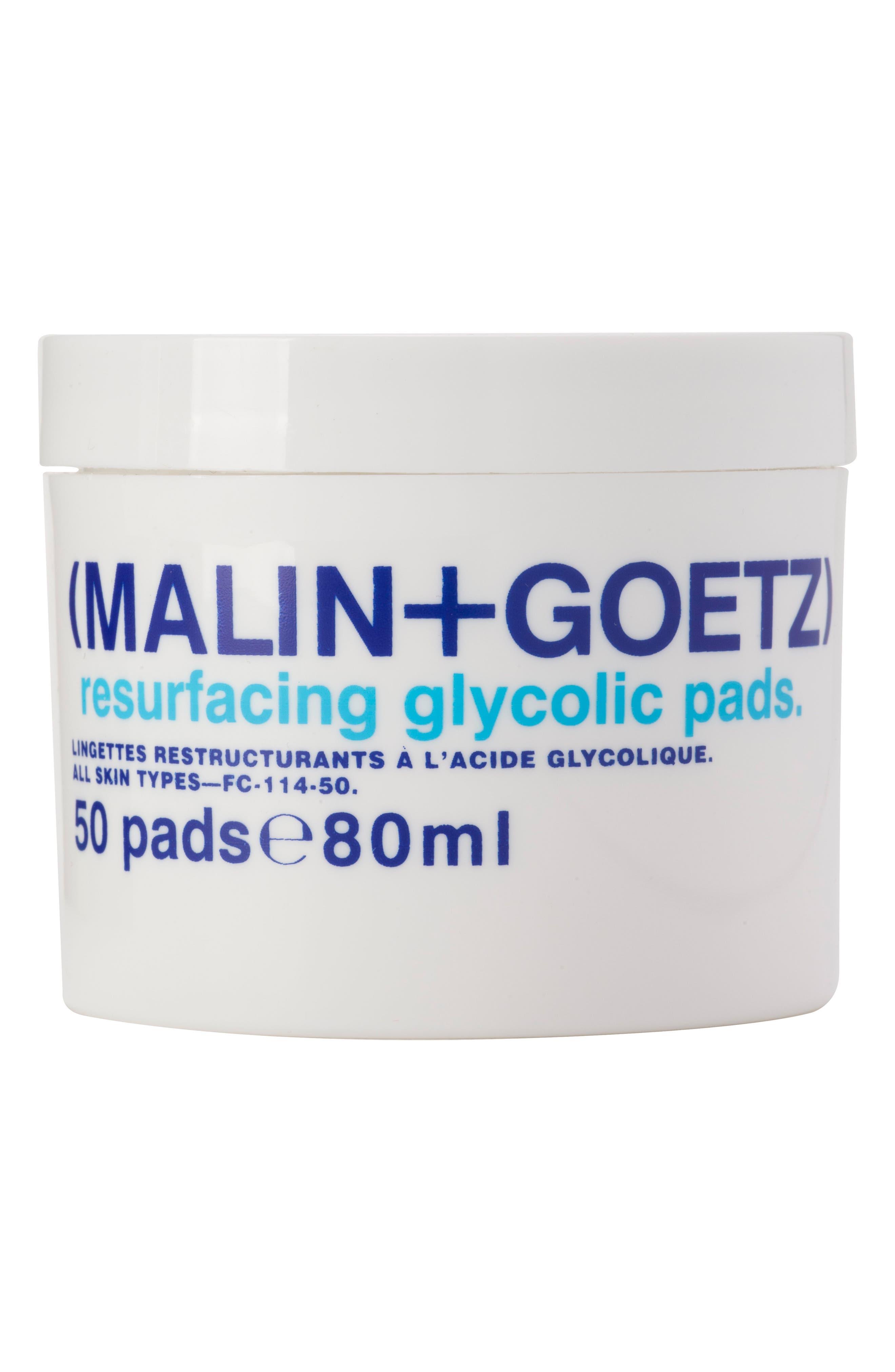Resurfacing Glycolic Acid Pads,                             Main thumbnail 1, color,                             No Color