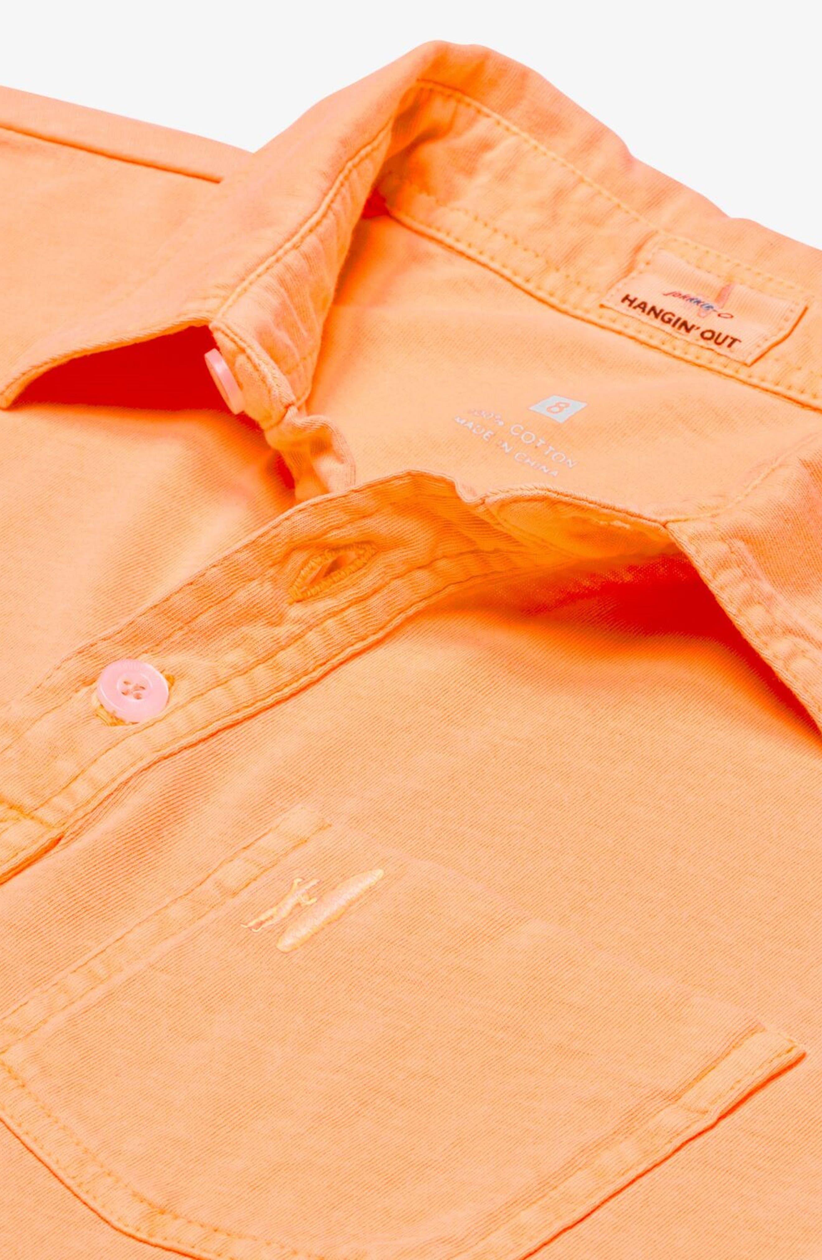 Original Polo,                             Alternate thumbnail 2, color,                             Neon Orange