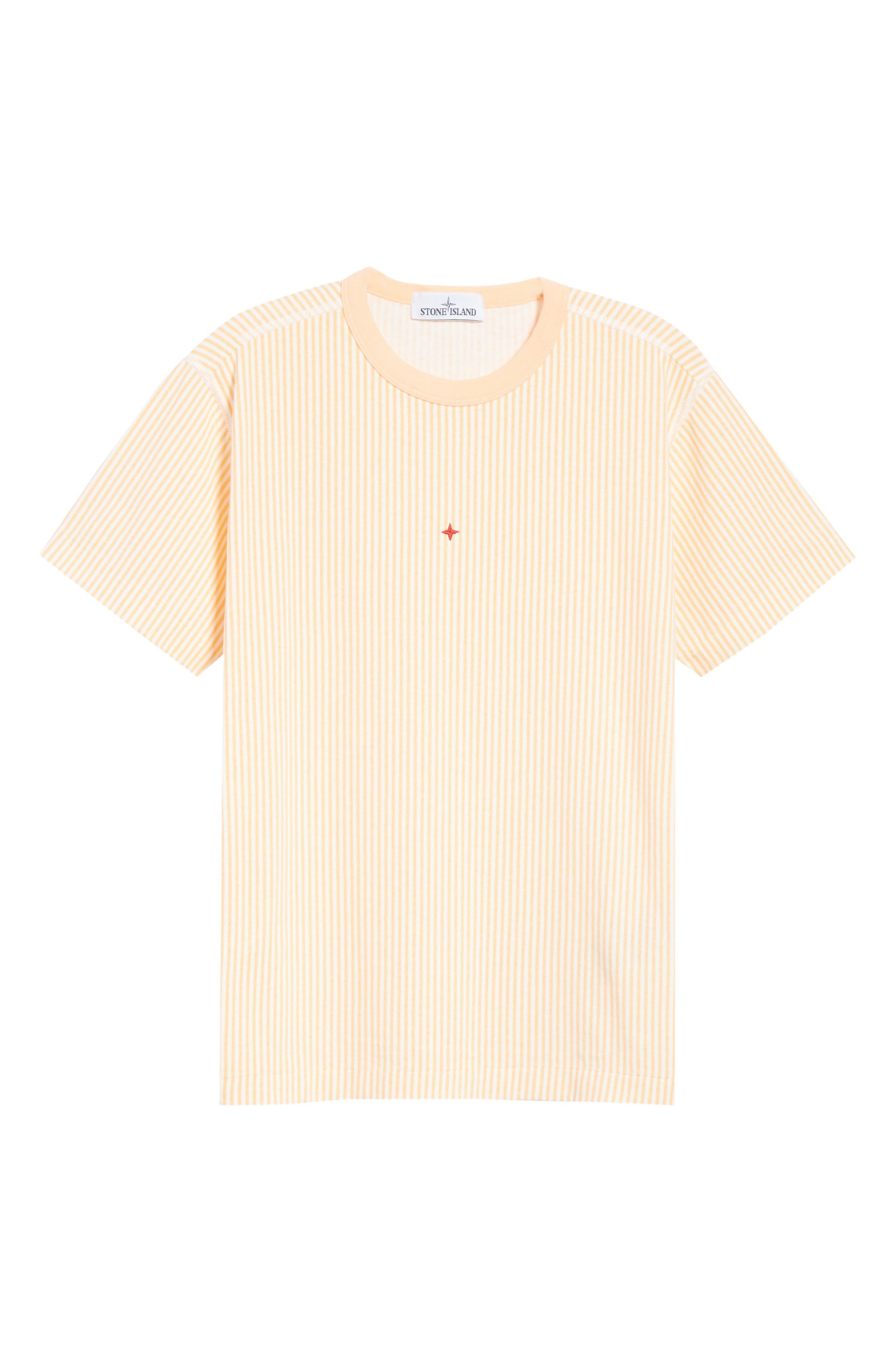 Alternate Image 6  - Stone Island Stripe Marina T-Shirt