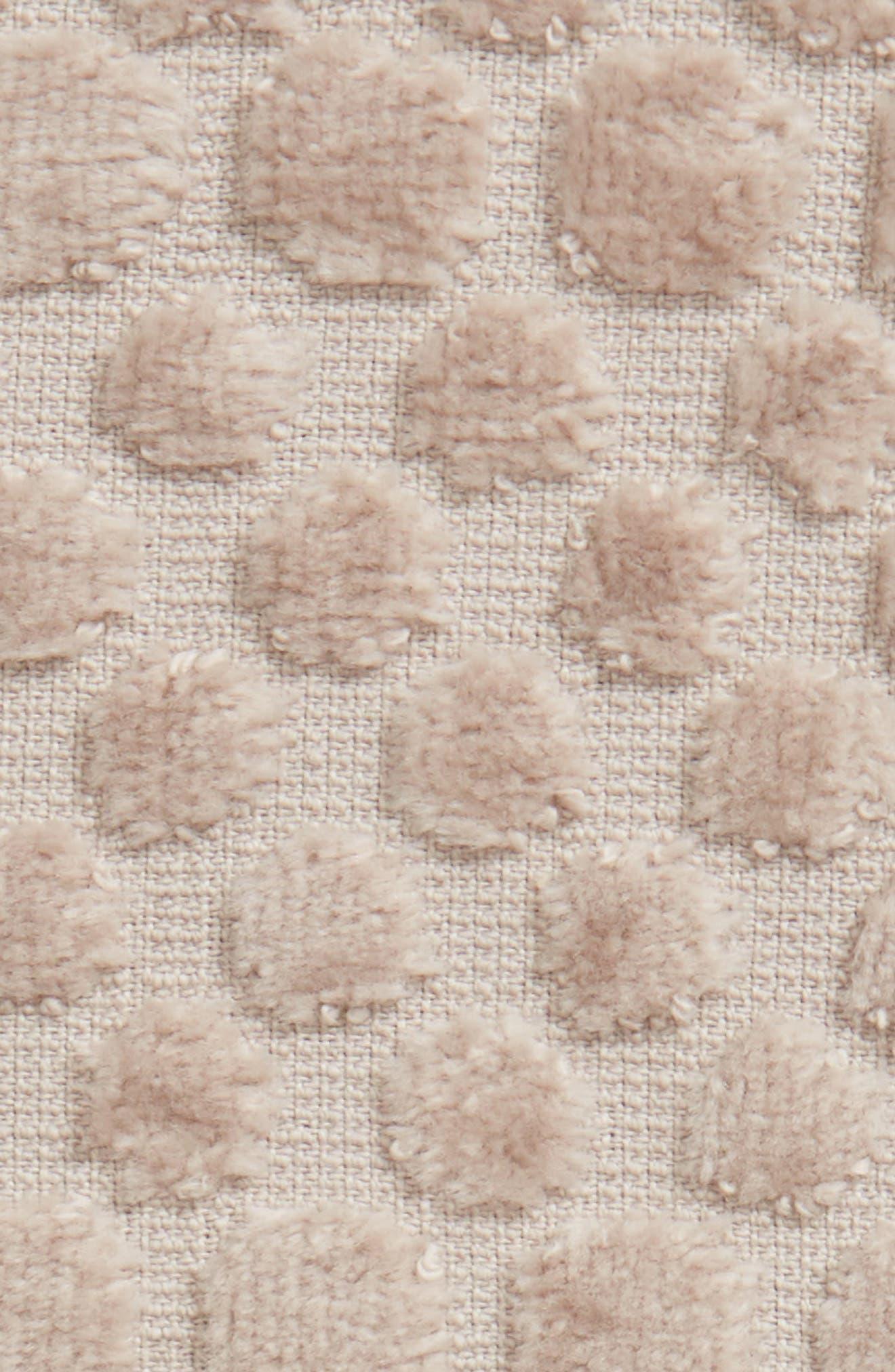 Lorenza Hand Towel,                             Alternate thumbnail 2, color,                             Grey Sphere