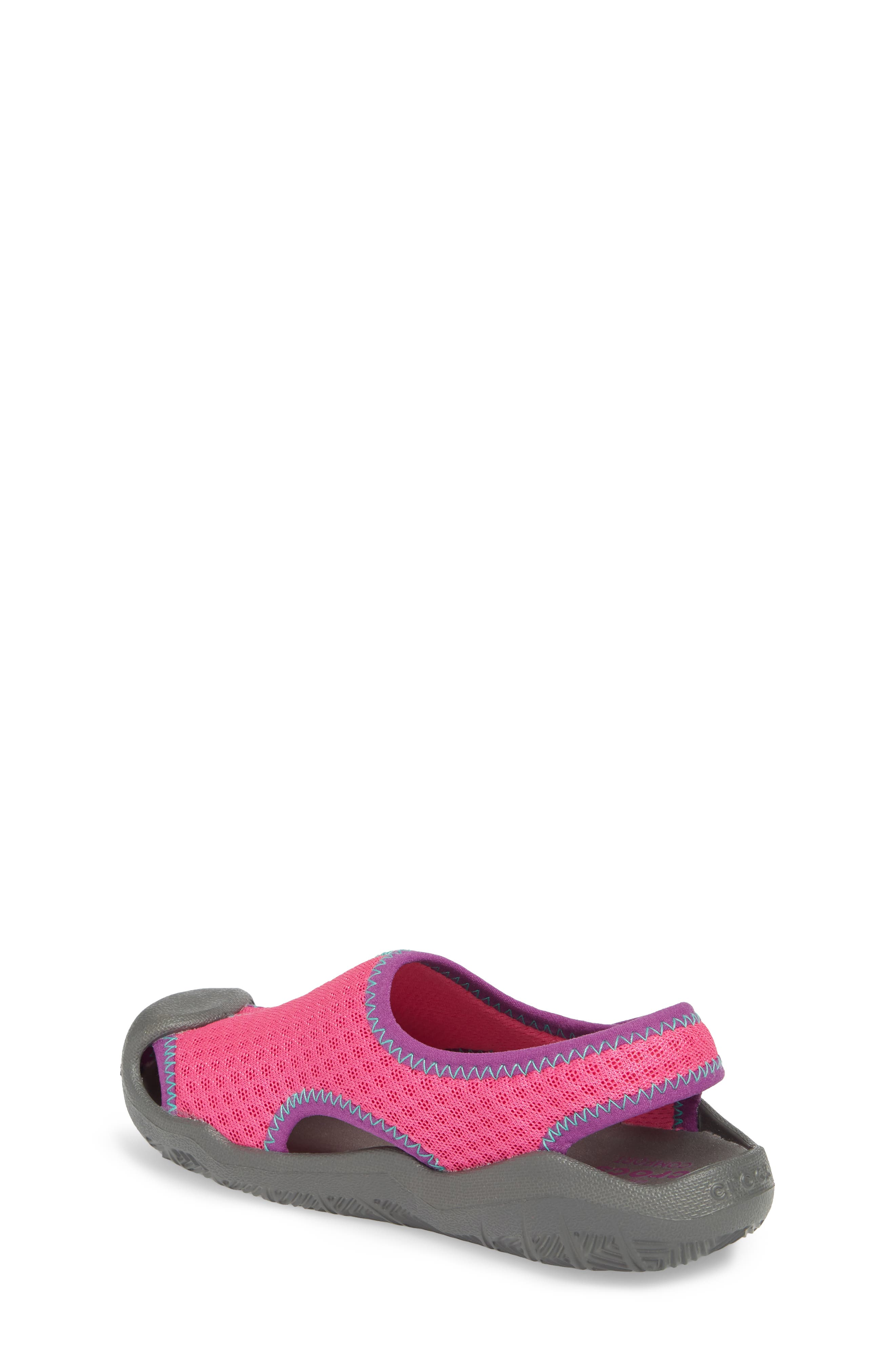 Swiftwater Sandal,                             Alternate thumbnail 2, color,                             Pink