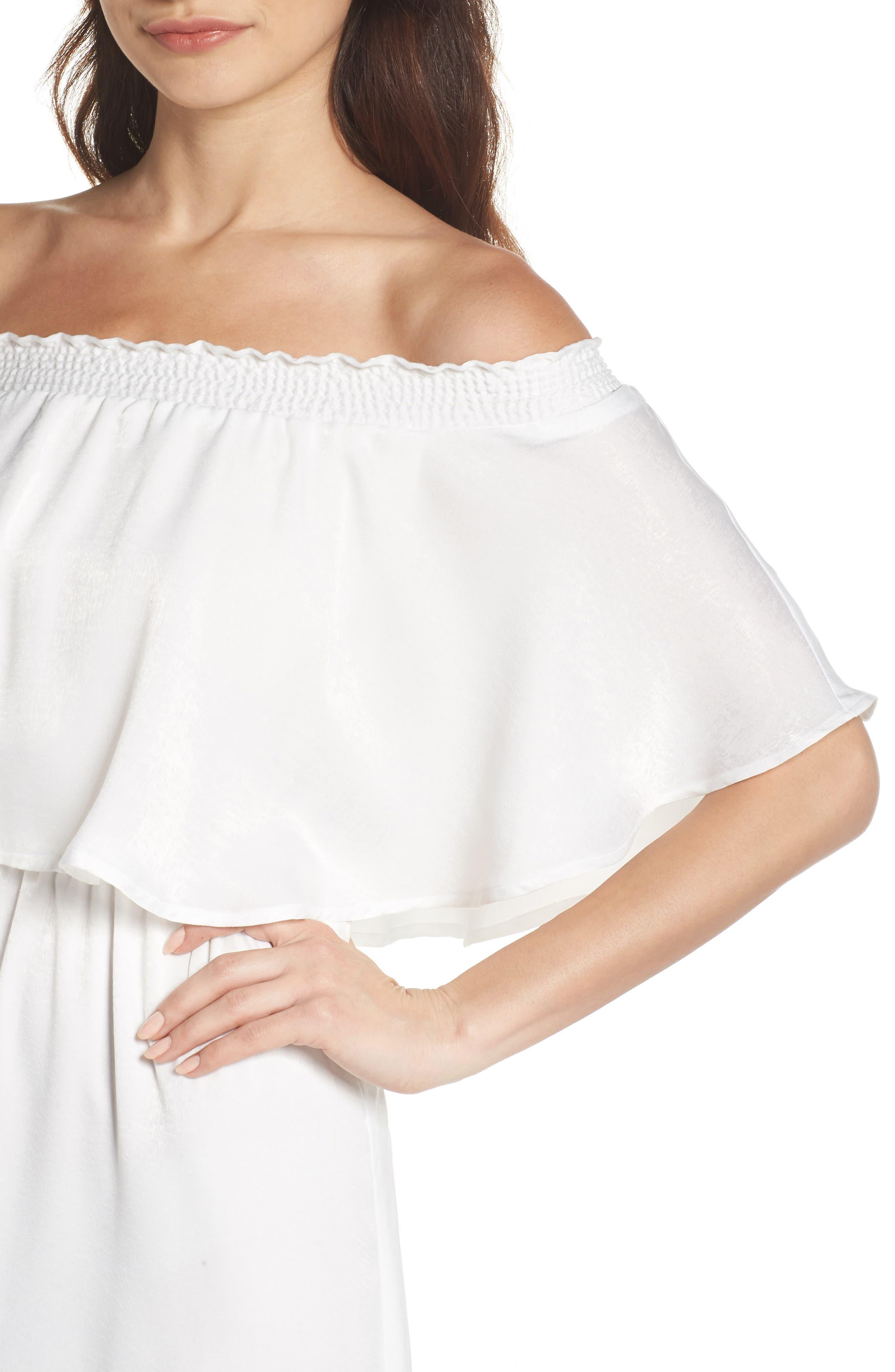 Alternate Image 4  - Show Me Your Mumu Hacienda Convertible Gown