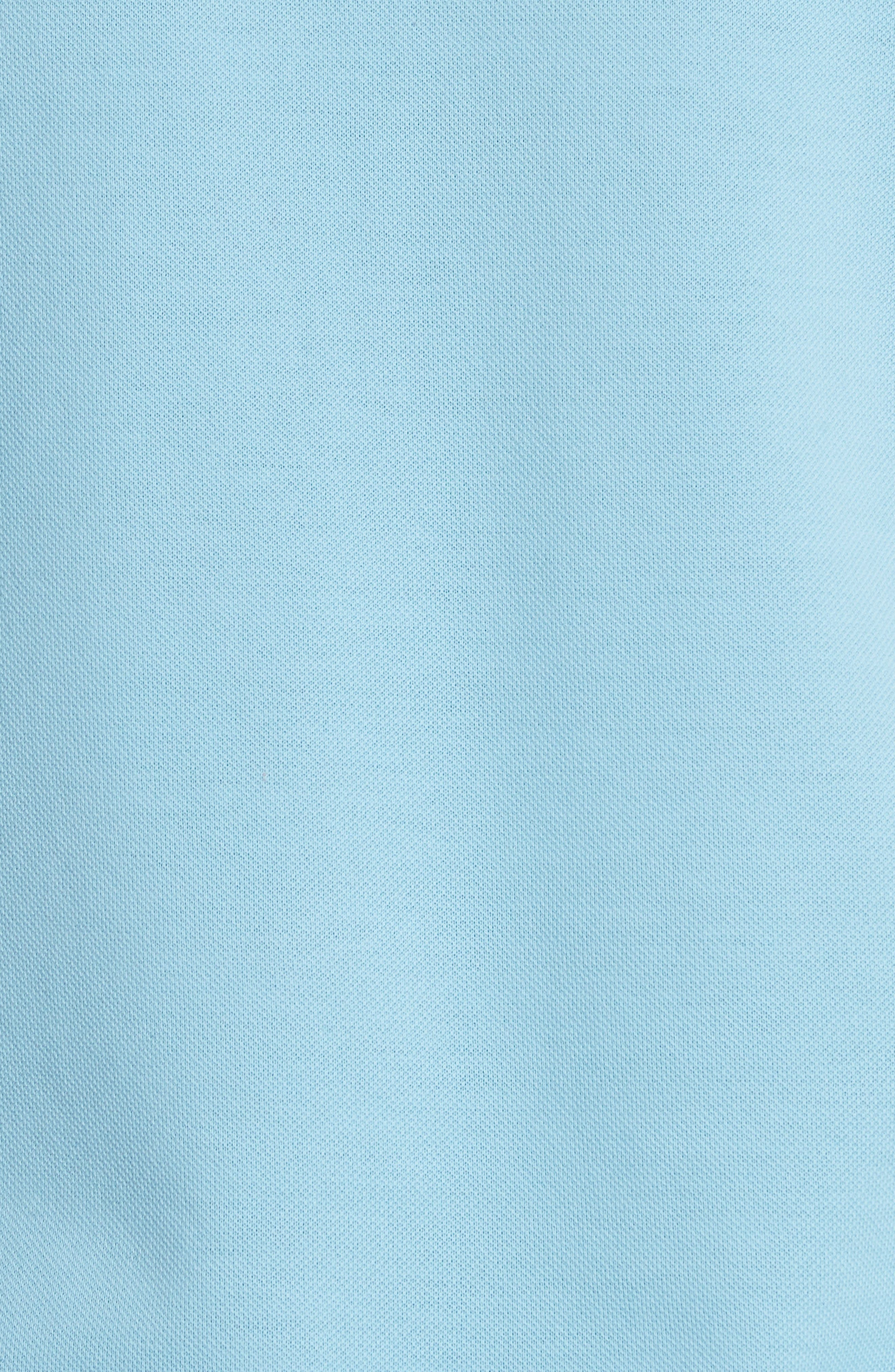 Kenforth Polo,                             Alternate thumbnail 5, color,                             Pale Turquoise