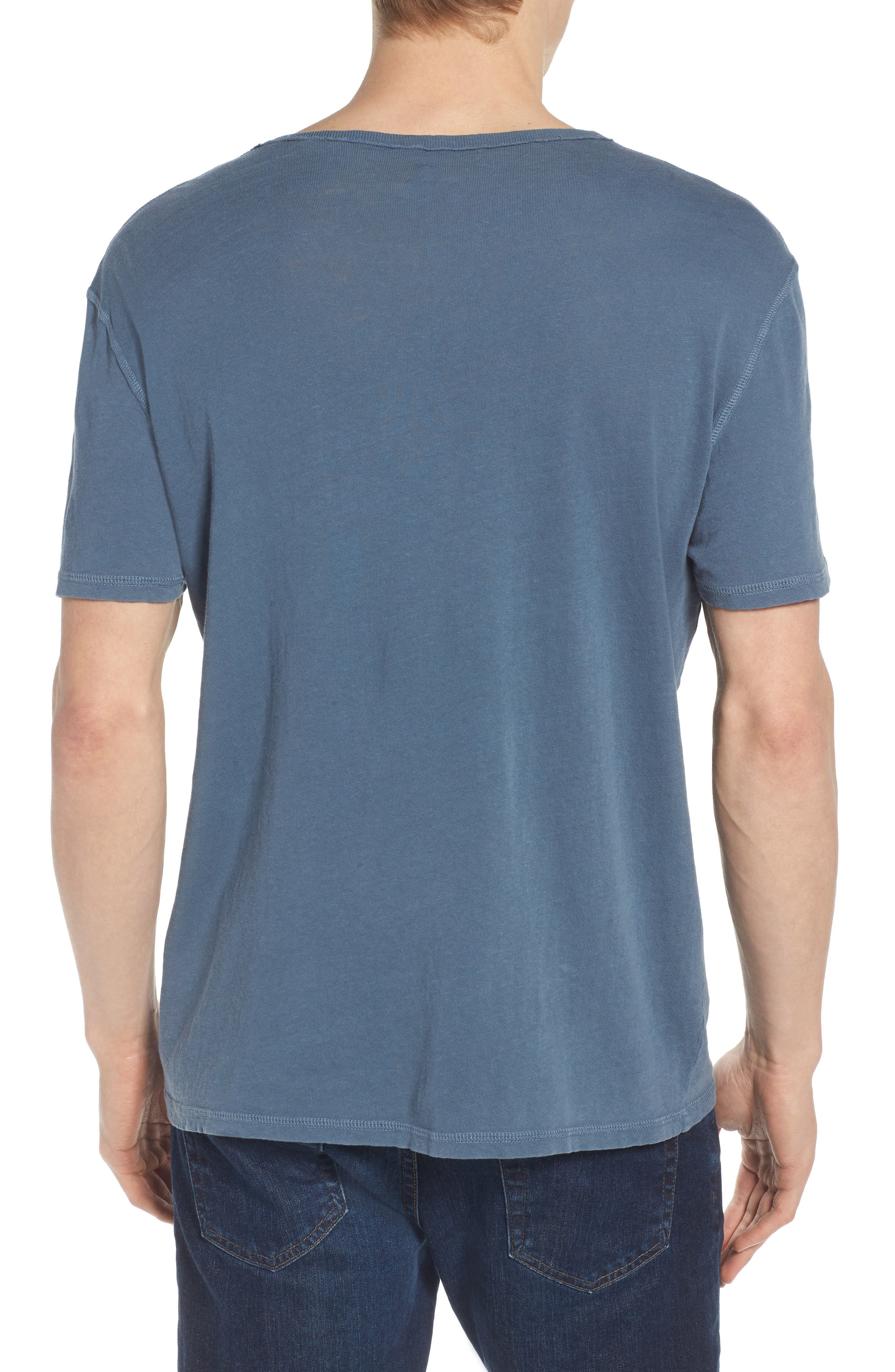 Ramsey Slim Fit Crewneck T-Shirt,                             Alternate thumbnail 2, color,                             Weathered Pacific Coast
