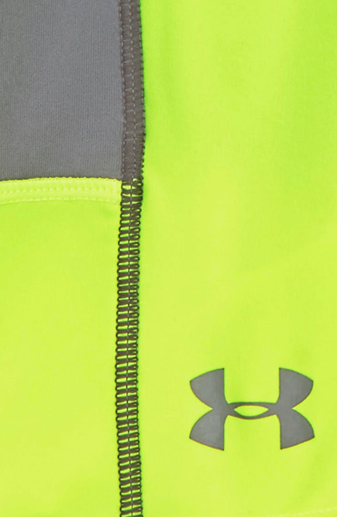 Stunt Shorts,                             Alternate thumbnail 3, color,                             Hi Vis Yellow Distinction