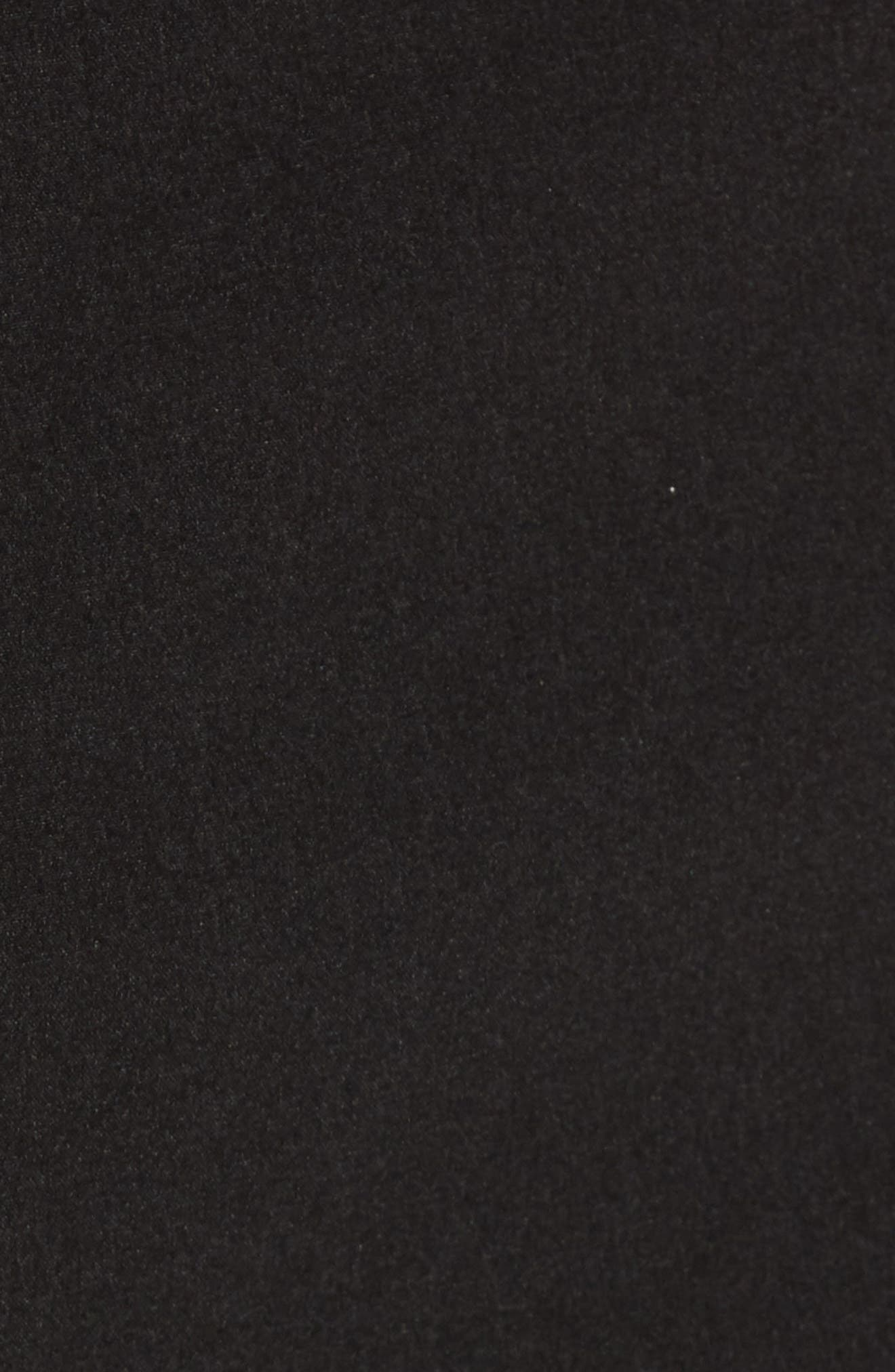 Danny Board Shorts,                             Alternate thumbnail 5, color,                             Black