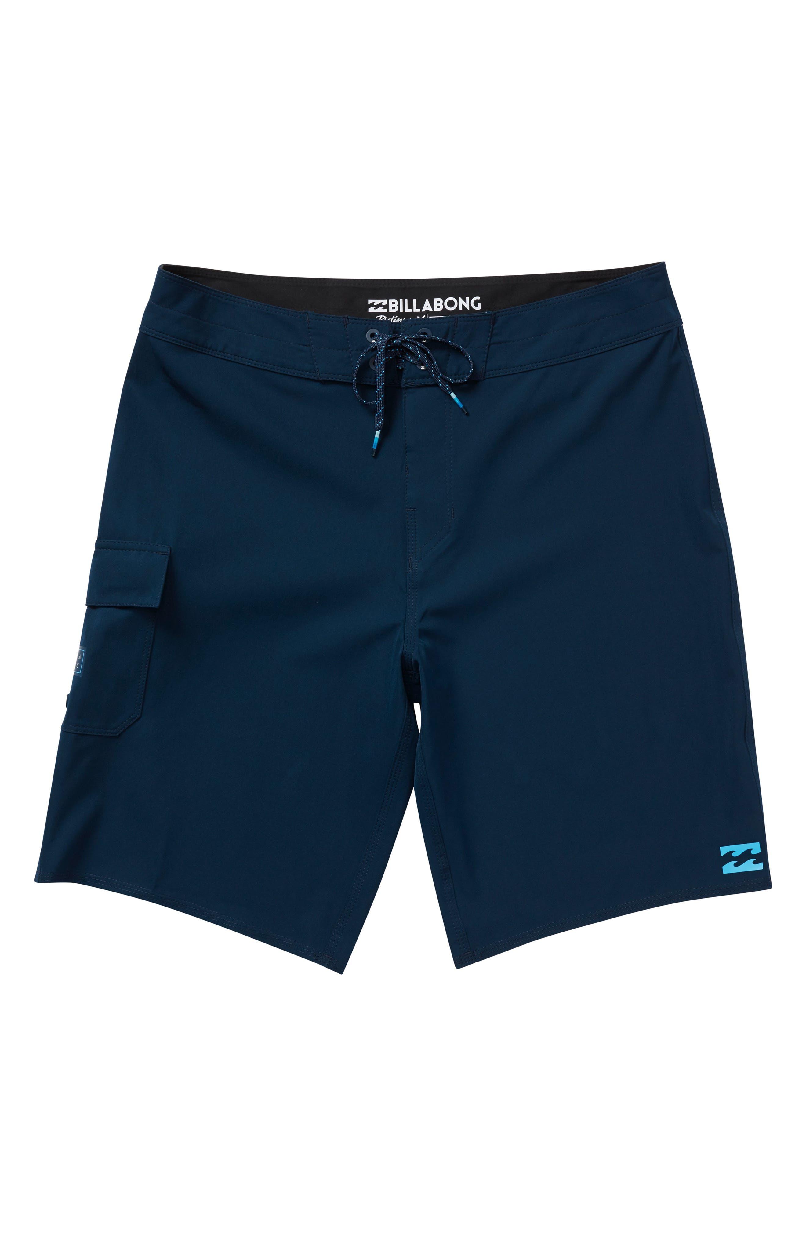 Main Image - Billabong All Day X Board Shorts (Little Boys)