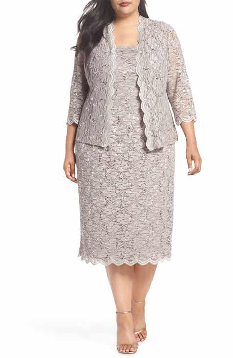 Women S Wedding Guest Plus Size Dresses Nordstrom