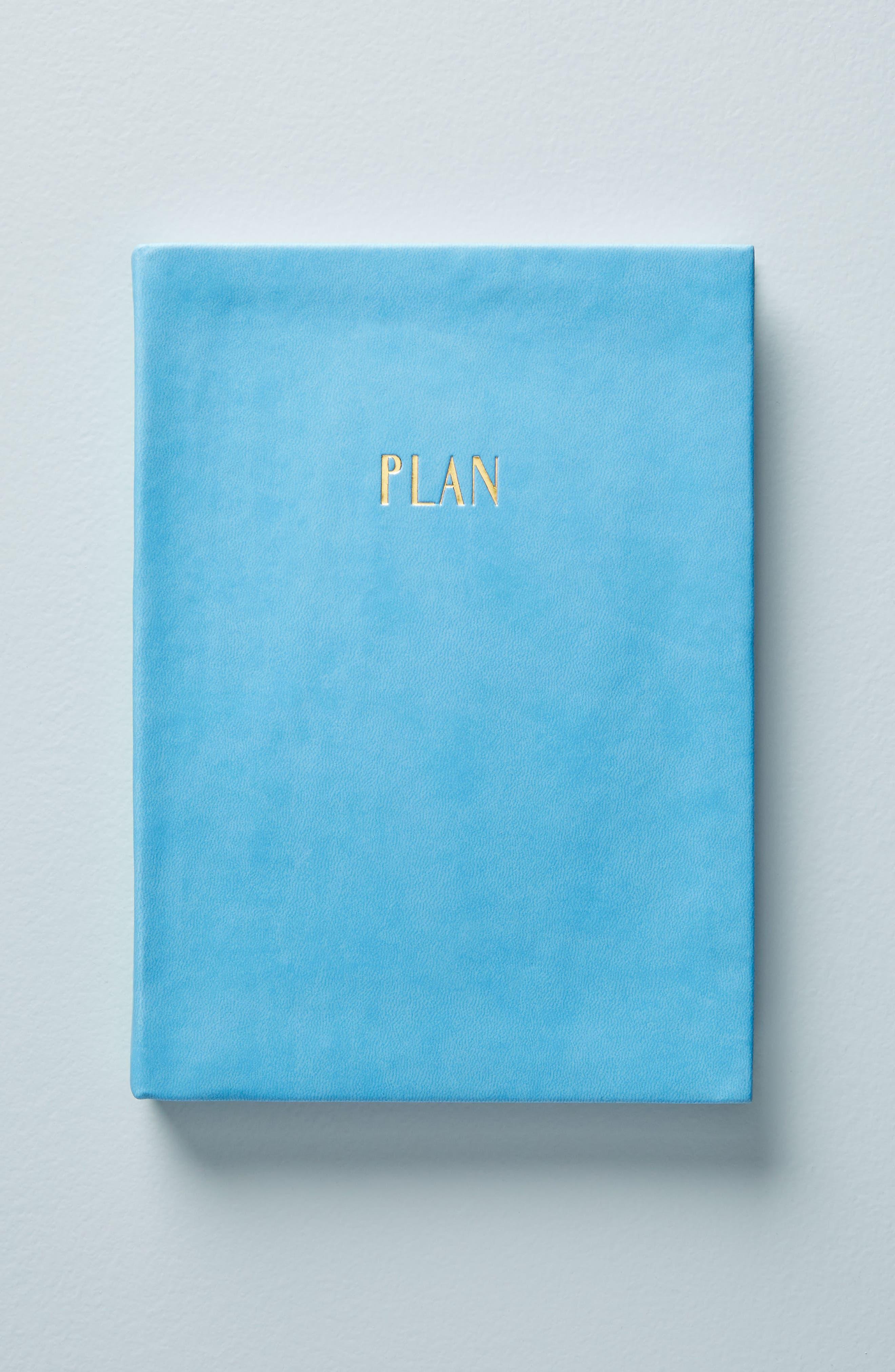 Passion & Plan Journal,                             Alternate thumbnail 2, color,                             Mint