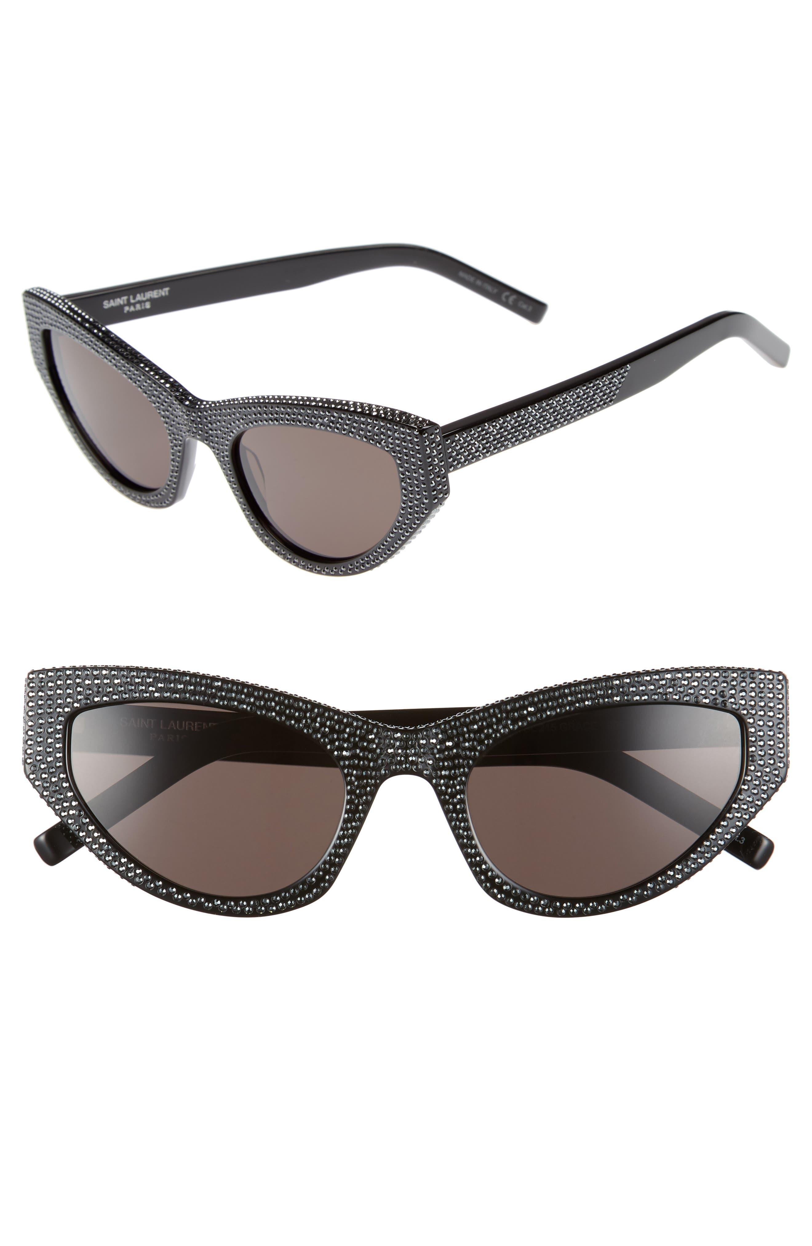 Saint Laurent Grace 54mm Sunglasses