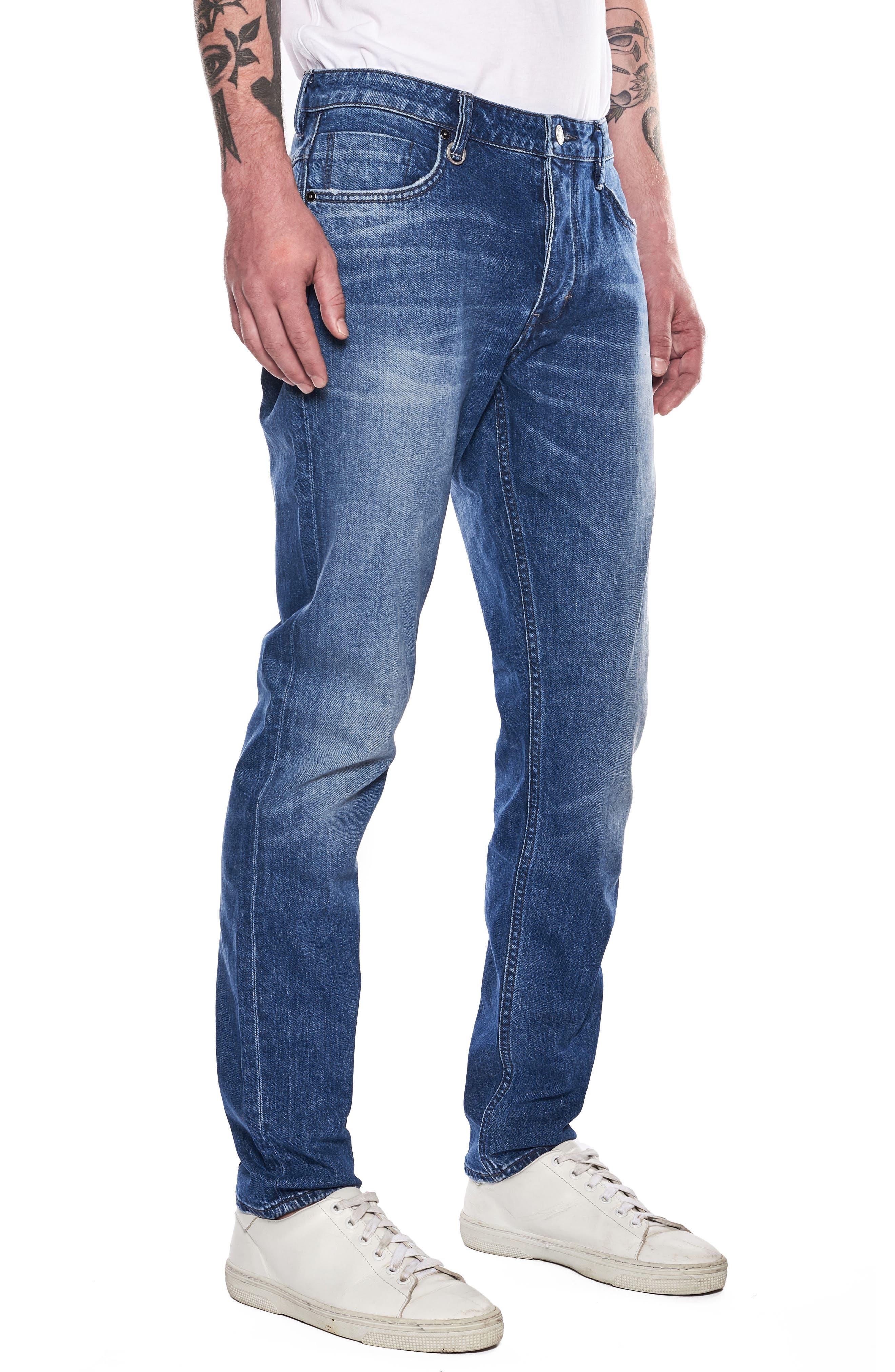 Lou Slim Fit Jeans,                             Alternate thumbnail 3, color,                             Club