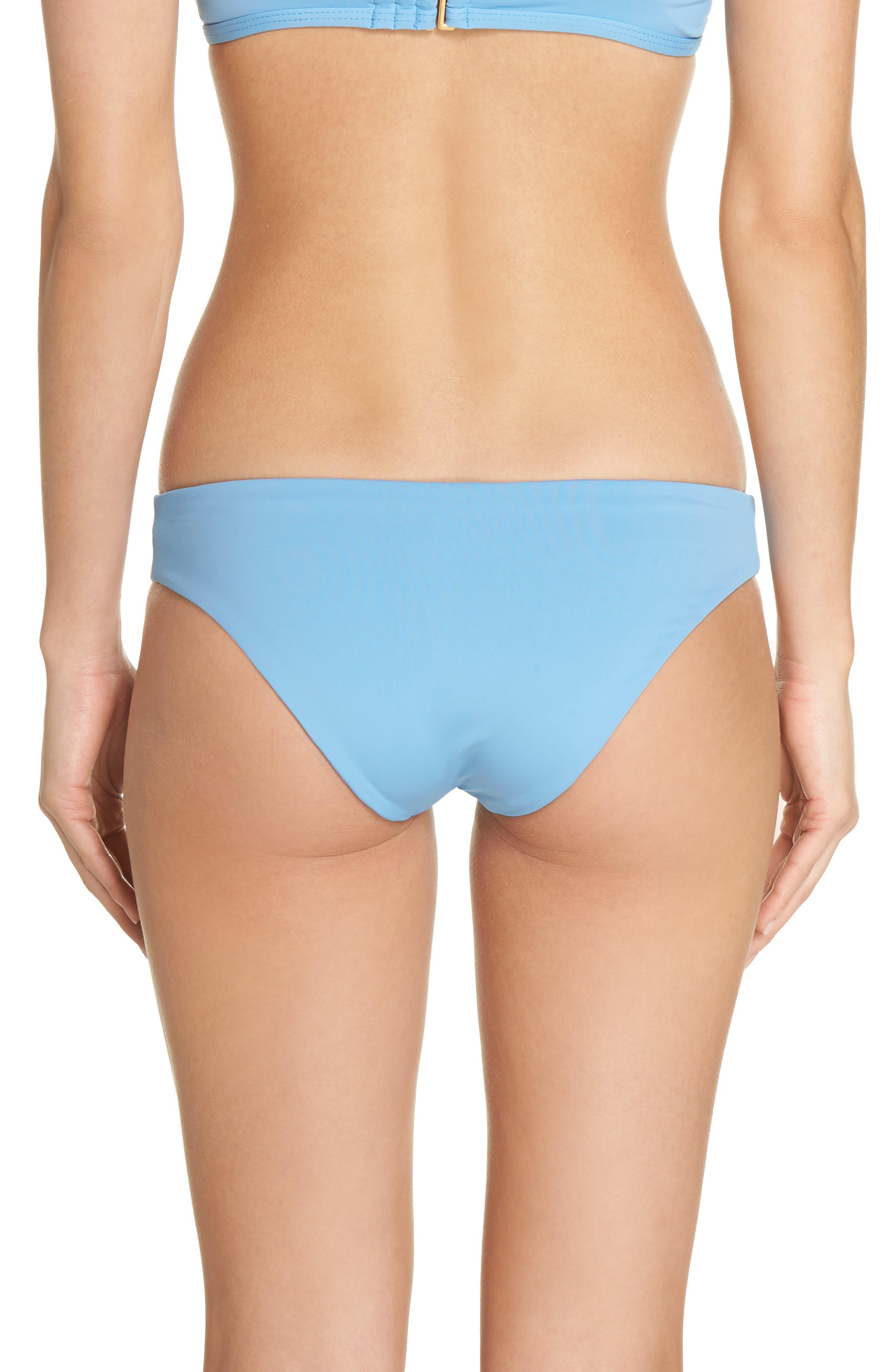 Sandy Classic Bikini Bottoms,                             Alternate thumbnail 2, color,                             Ocean