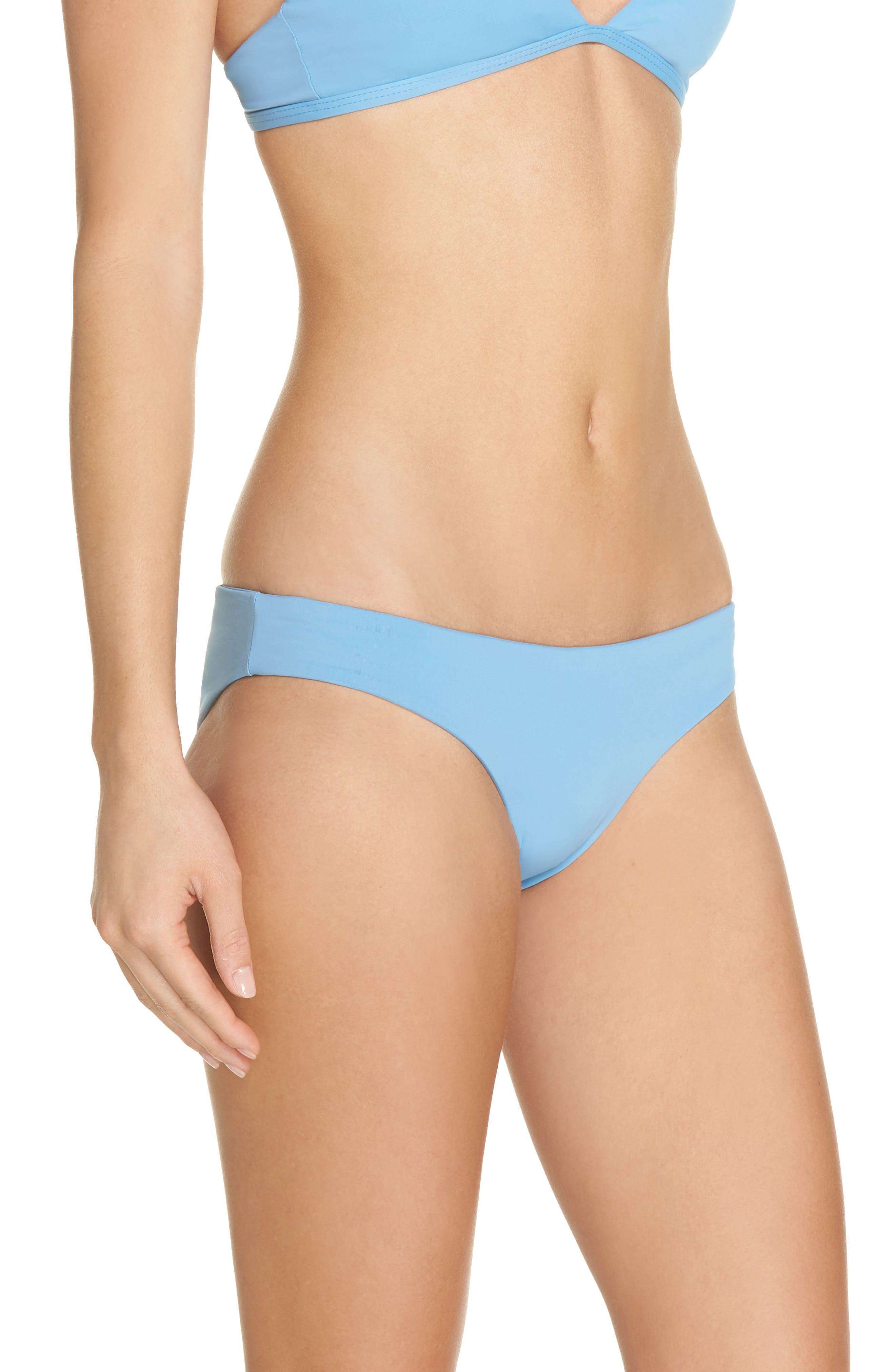 Sandy Classic Bikini Bottoms,                             Alternate thumbnail 3, color,                             Ocean