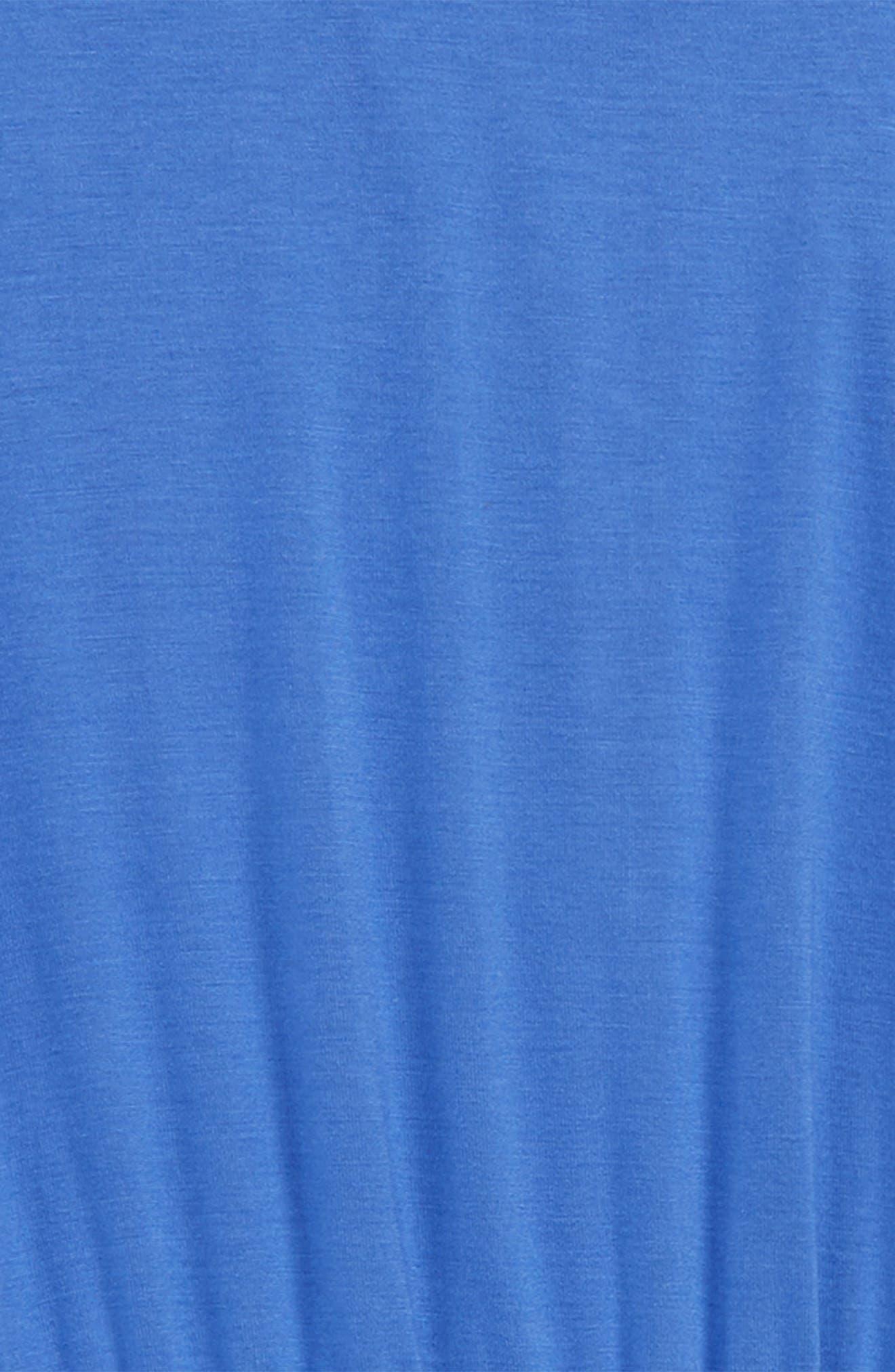 Knit Romper,                             Alternate thumbnail 2, color,                             Blue Amparo