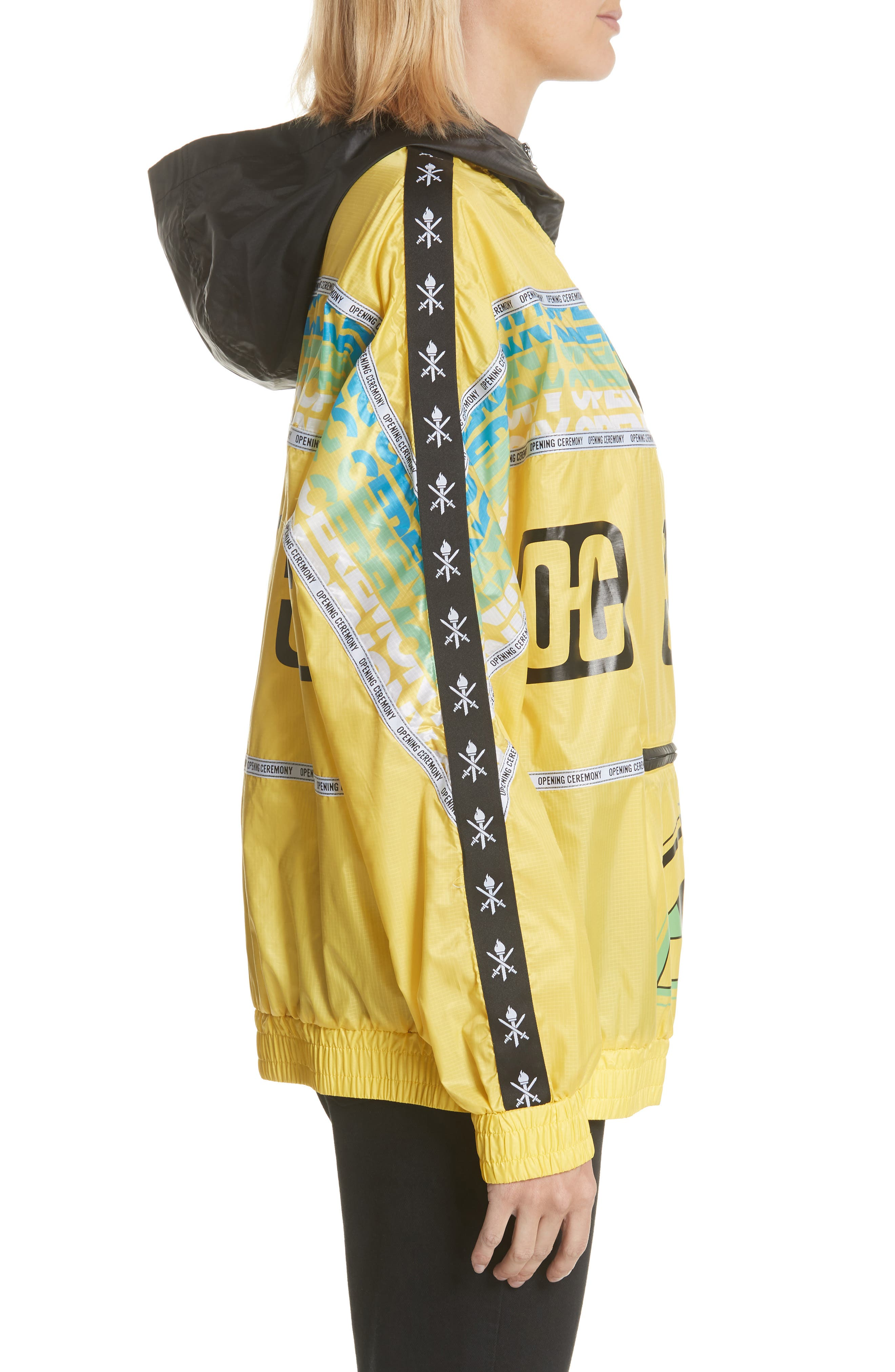Alternate Image 3  - Opening Ceremony Packable Anorak (Limited Edition)