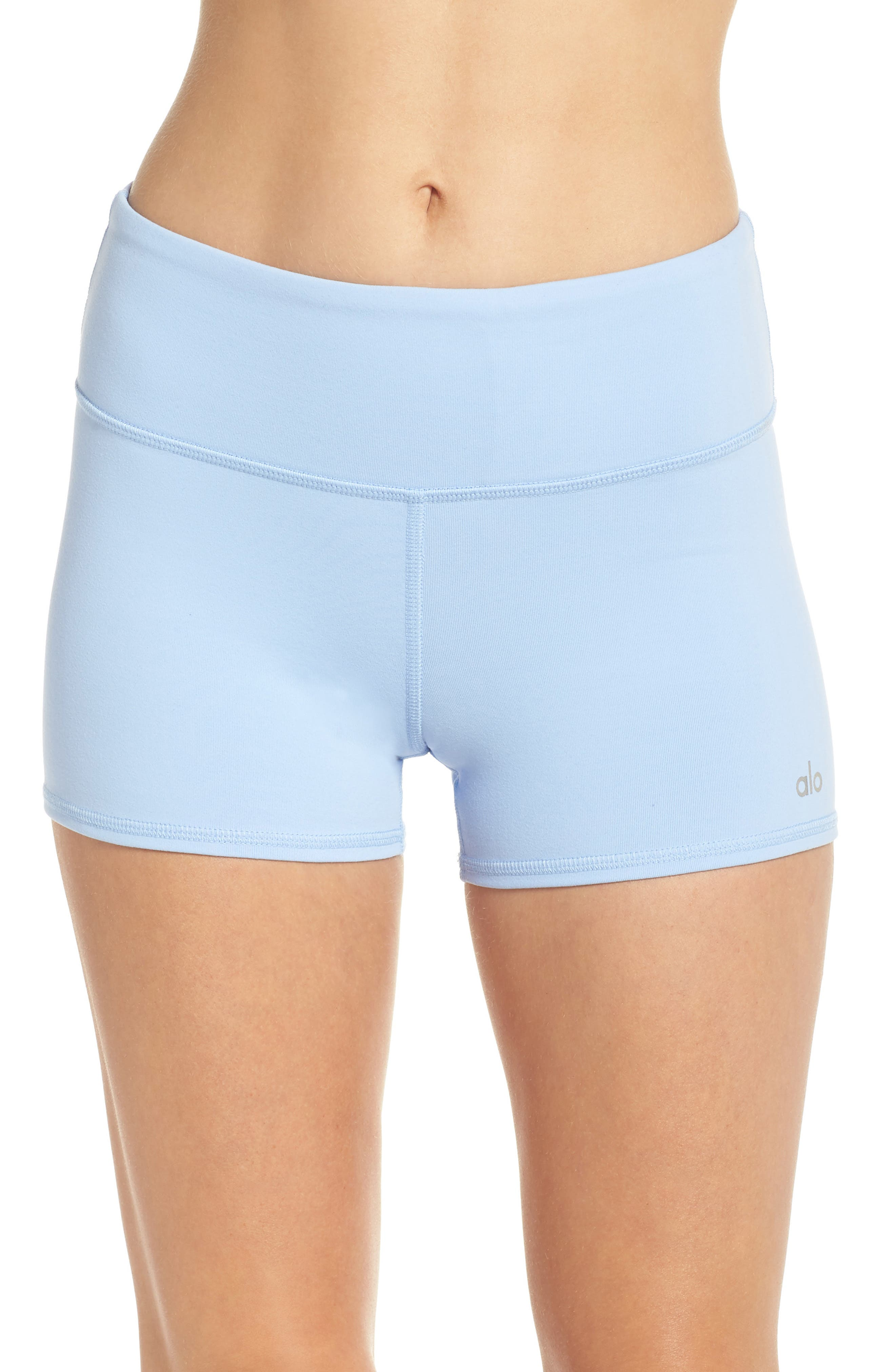 Airbrush Shorts,                         Main,                         color, Blue