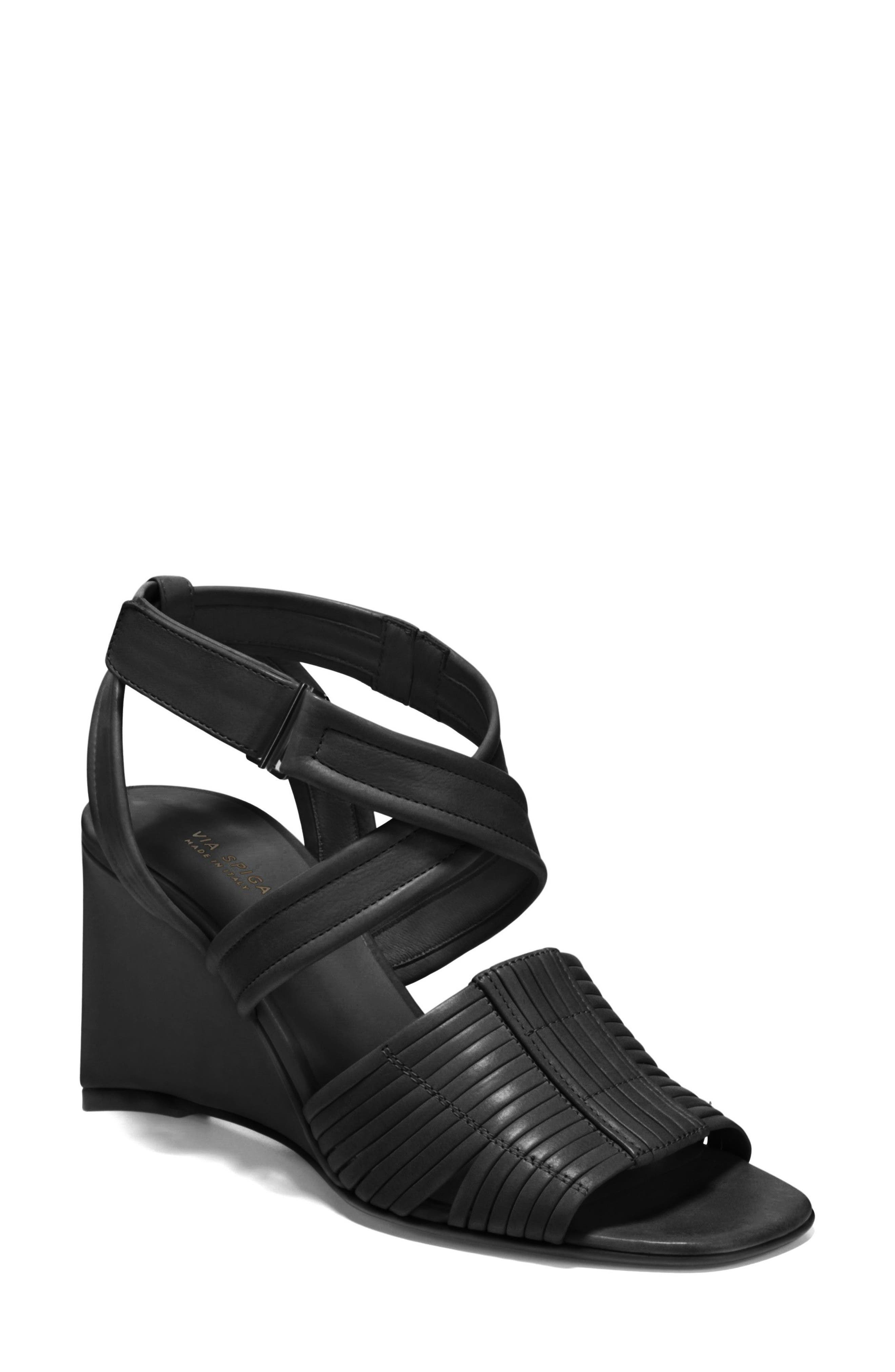 Via Spiga Robyn II Wedge Sandal (Women)
