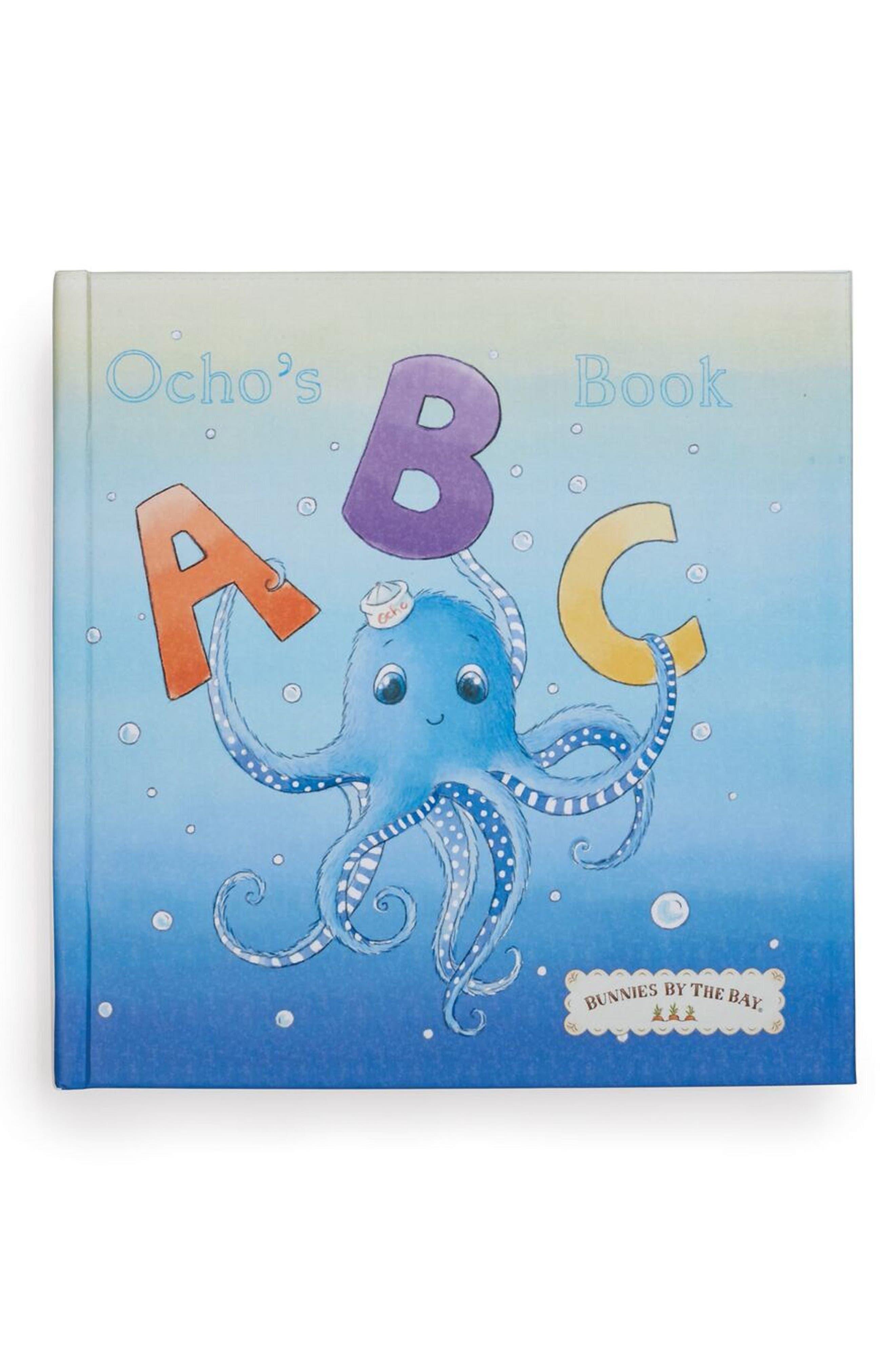 Ocho's ABC Book,                             Main thumbnail 1, color,                             Multi