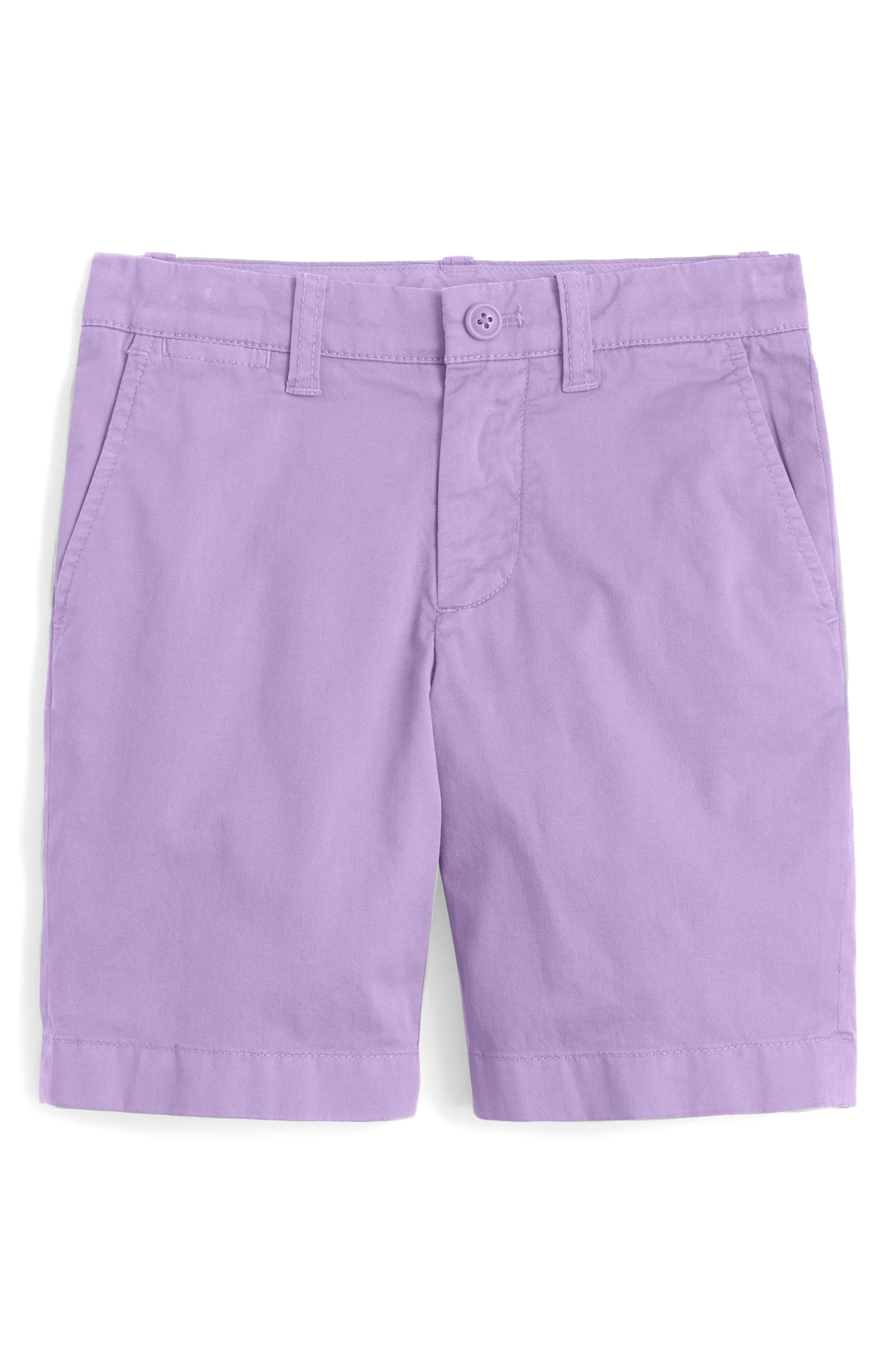 Stanton Chino Shorts,                         Main,                         color, Iced Lavender