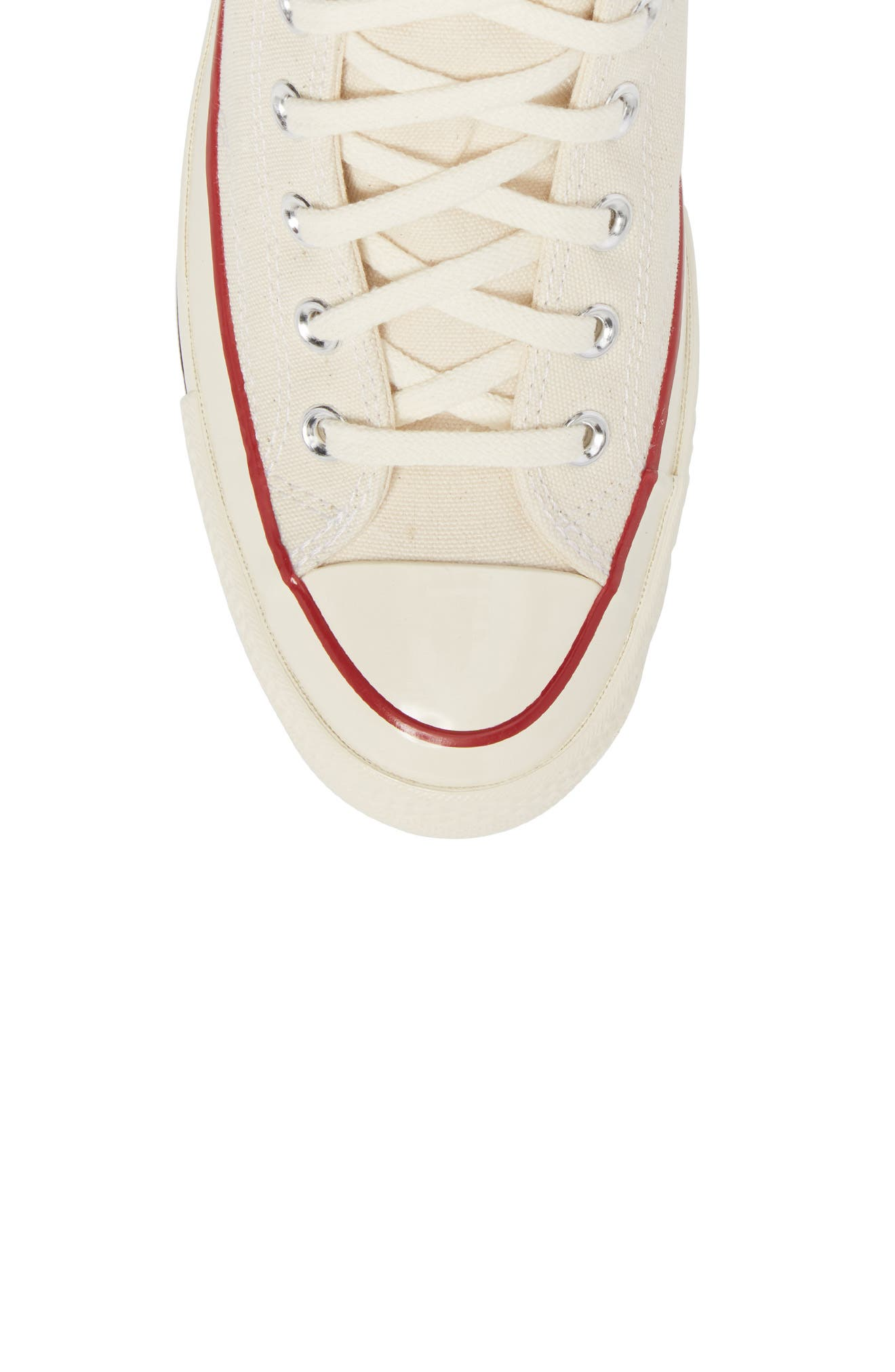 Chuck Taylor<sup>®</sup> All Star<sup>®</sup> 70 High Top Sneaker,                             Alternate thumbnail 5, color,                             Parchment