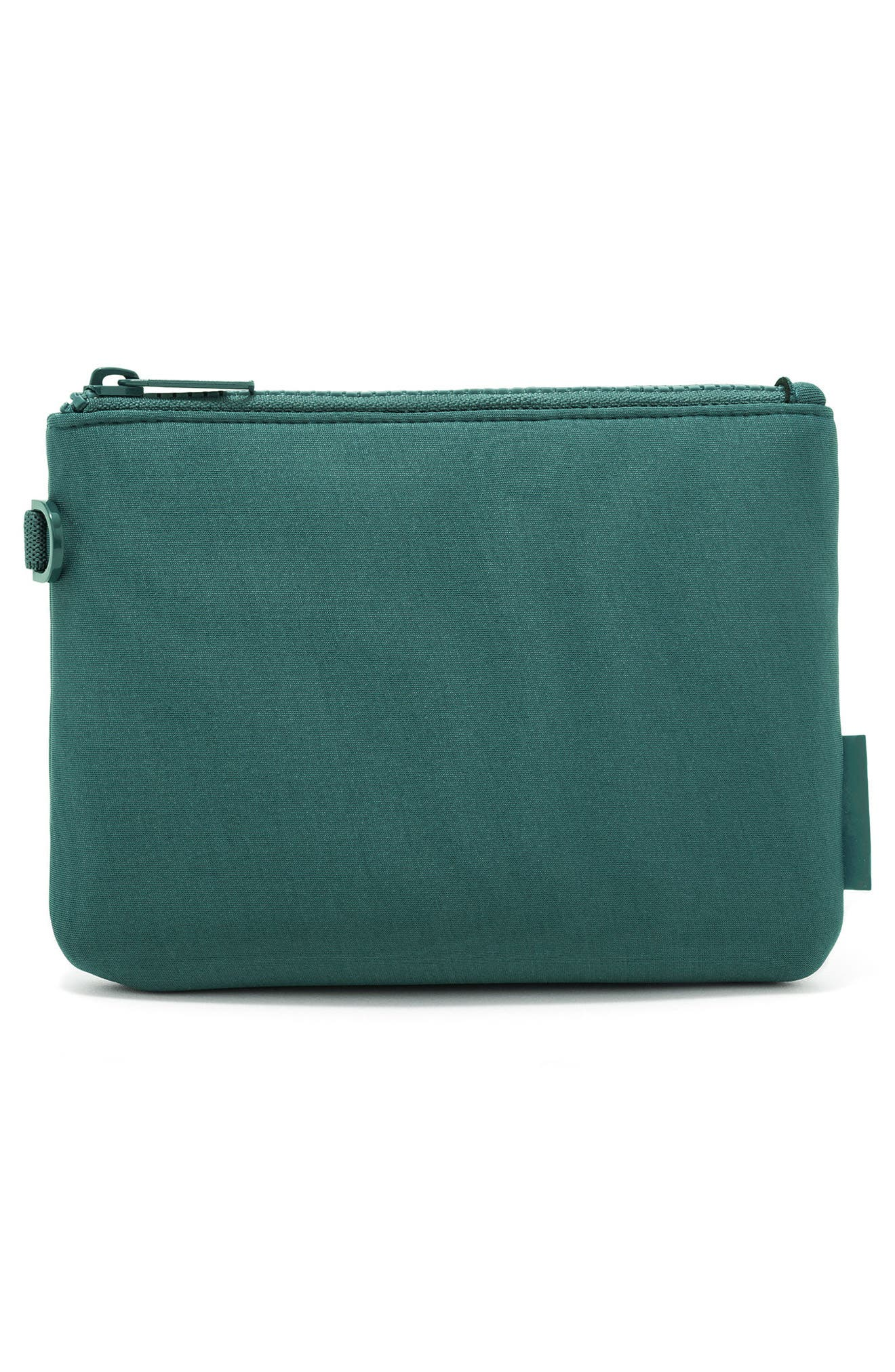 Scout Small Zip Top Pouch,                             Alternate thumbnail 3, color,                             Palm