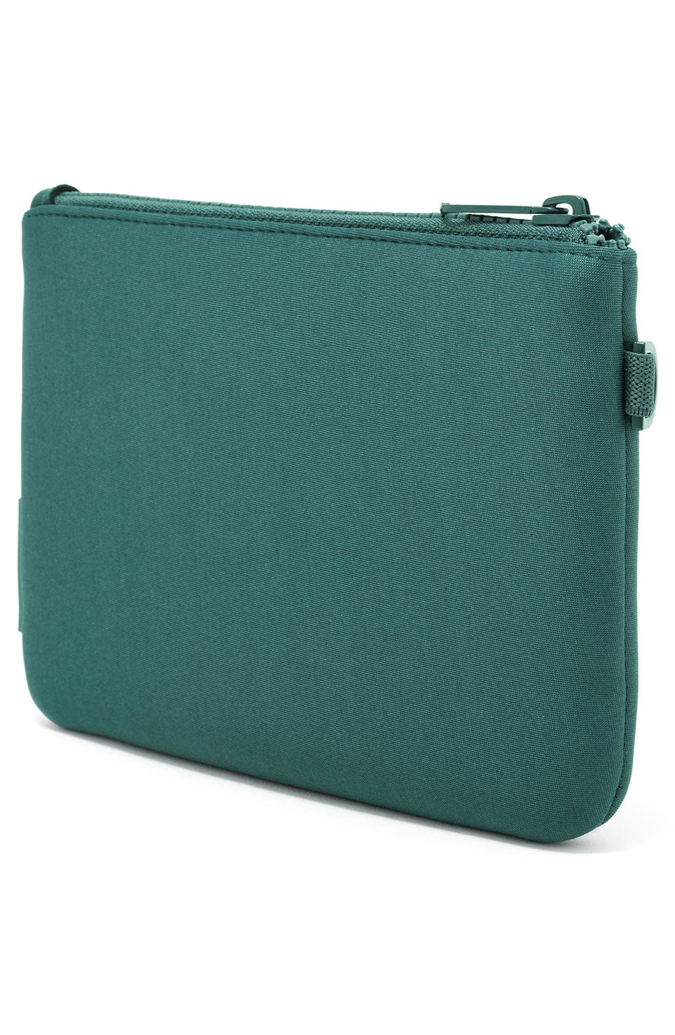 Scout Small Zip Top Pouch,                             Alternate thumbnail 4, color,                             Palm